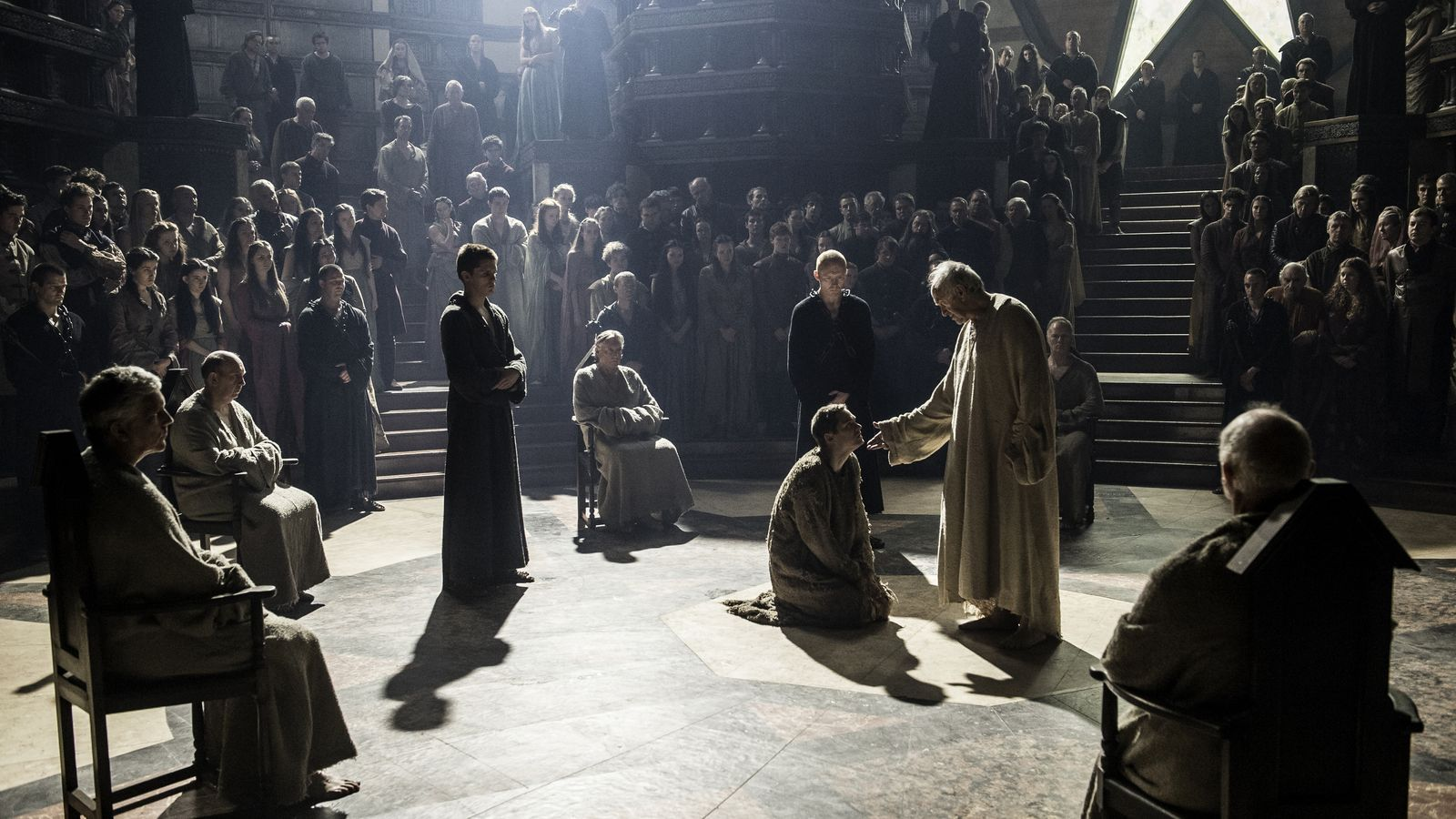 Loras Tyrell confessa tots els seus crims