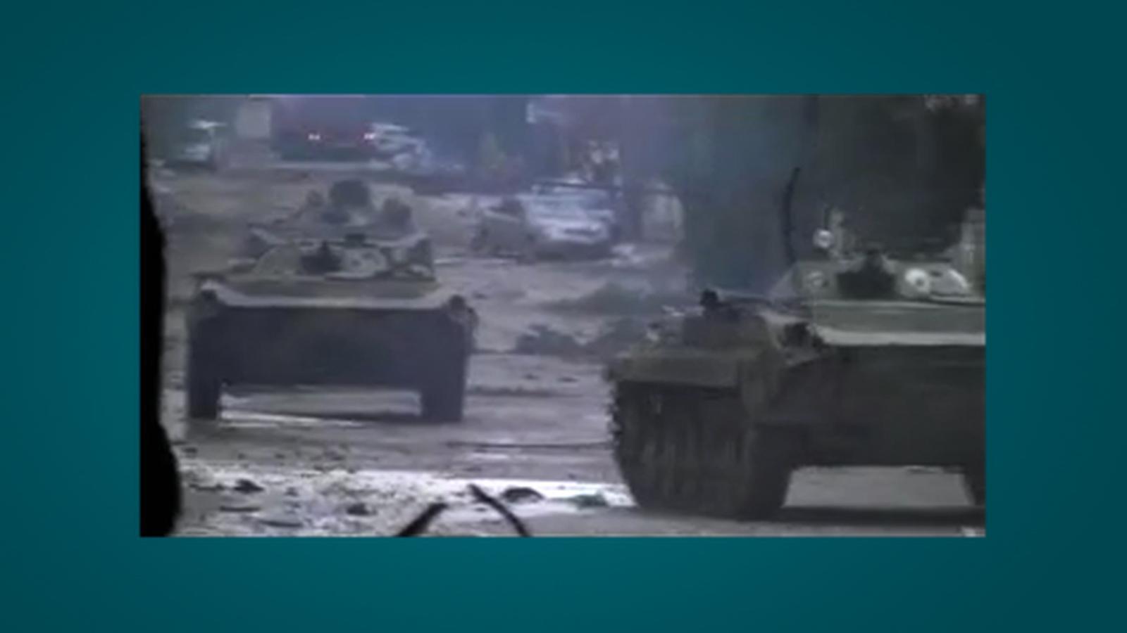 Des de Síria, entrevista a Omar Shakir: Supliquem al món: Baixar ens està matant