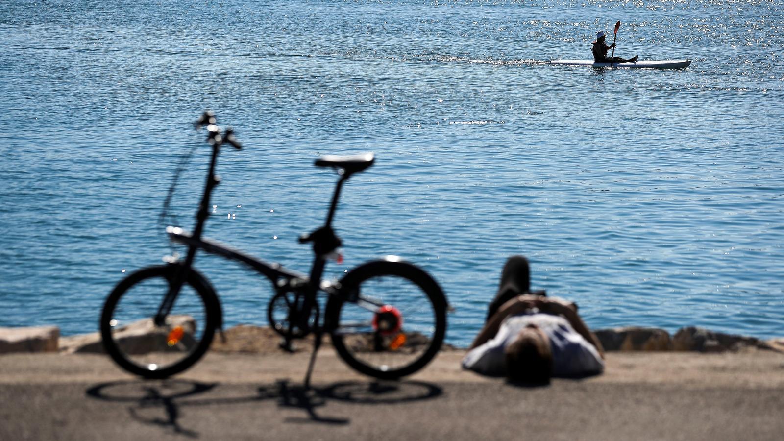 Les temperatures arribaran als 20 graus a Mallorca.