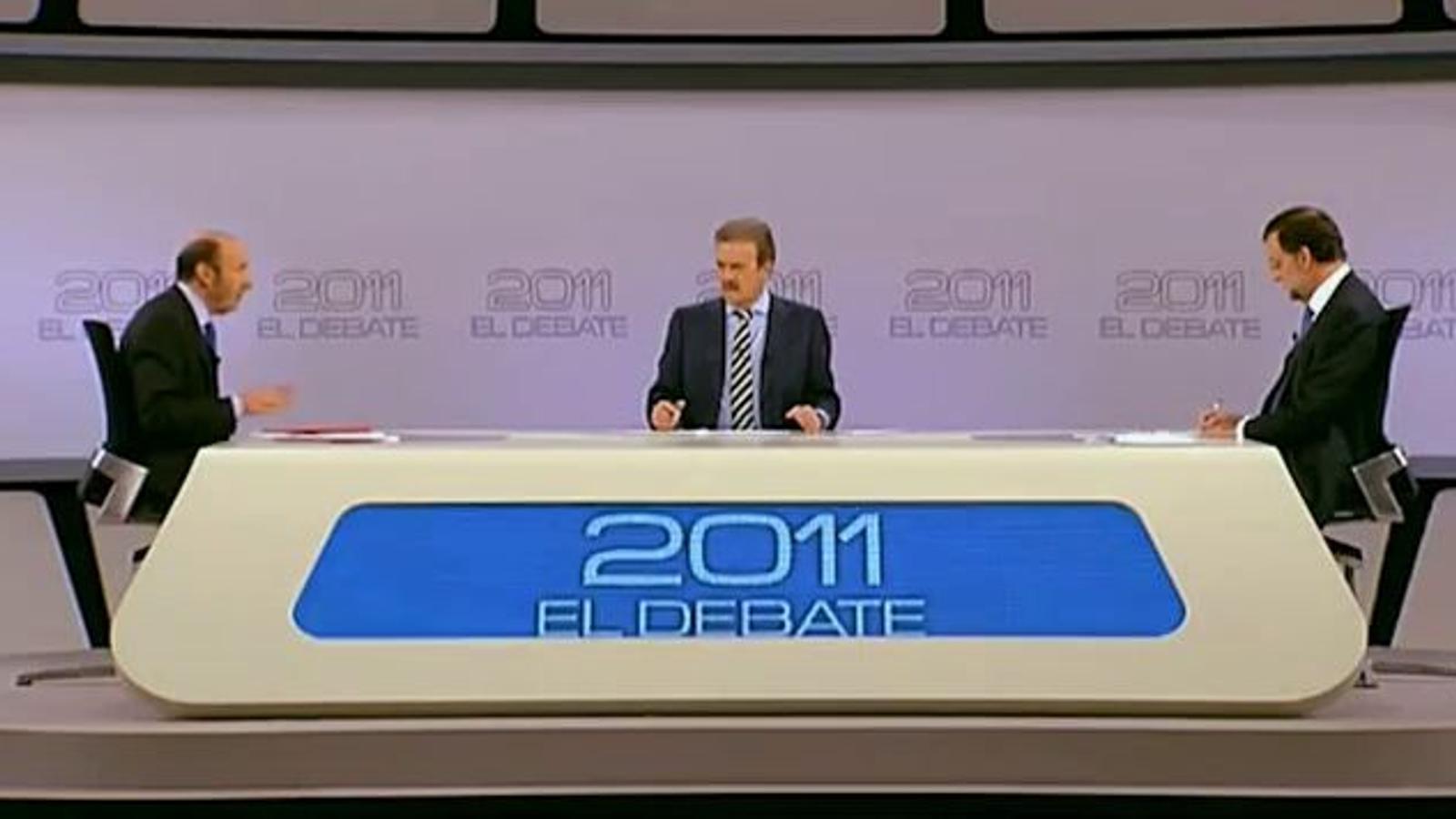 Rajoy, en campanya electoral: No penso donar ni un sol euro de diner públic als bancs