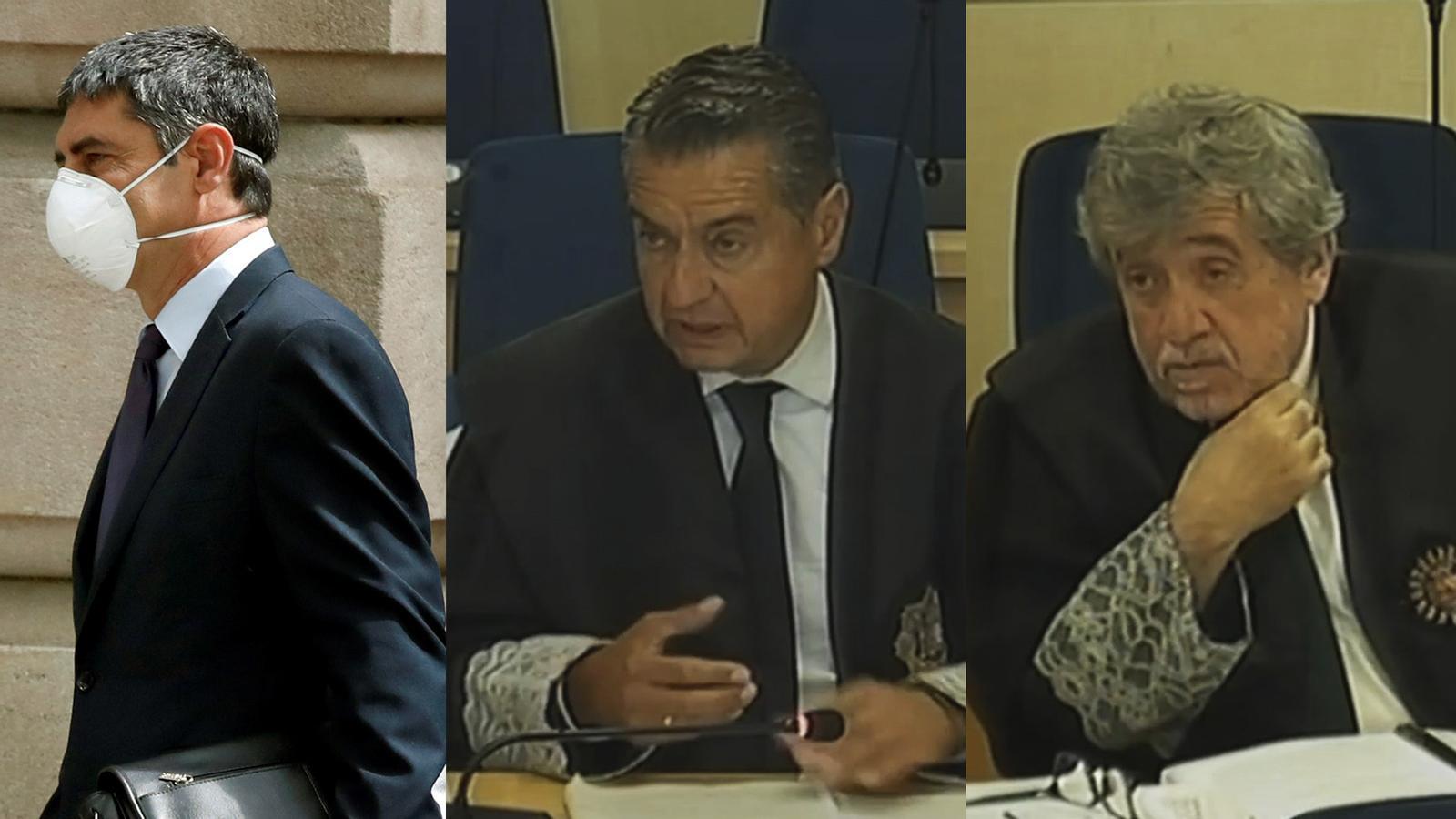 L'anàlisi d'Antoni Bassas: 'Els fiscals repeteixen les mateixes mentides contra Trapero'