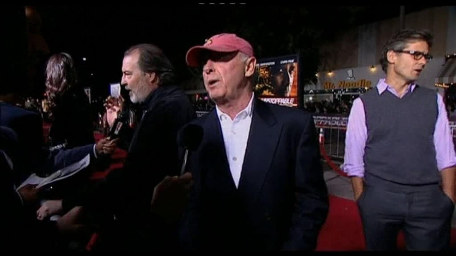 Mor el cineasta Tony Scott en llançar-se d'un pont
