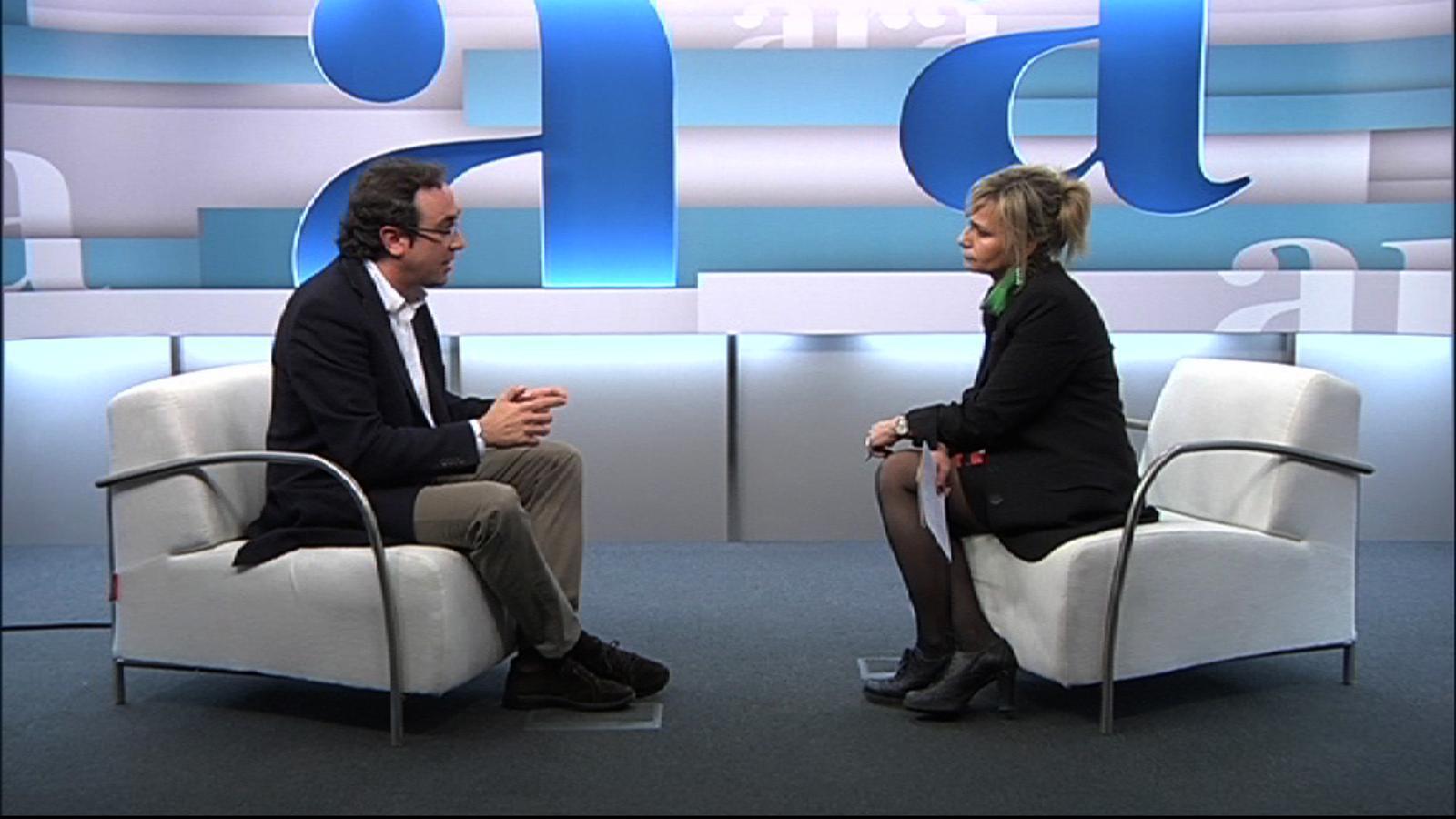 Josep Rull: La independència no és qüestió de romanticisme, sinó de responsabilitat