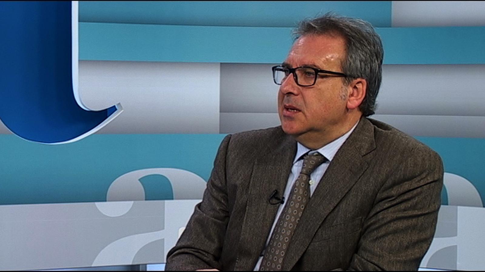 Josep Cuní sobre 8TV: La nostra audiència ve de Telecinco, d'Antena 3, de la Sexta