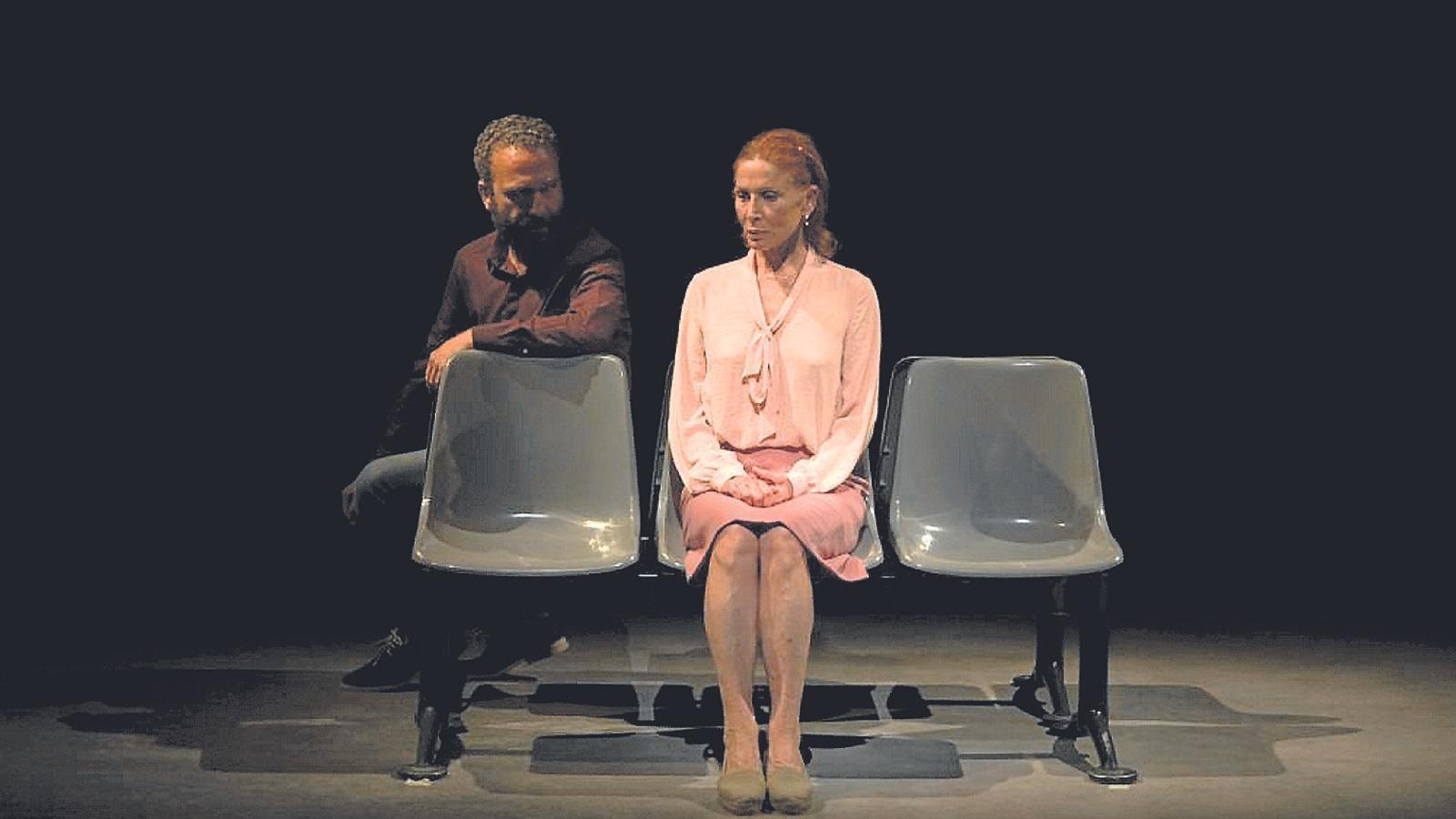 Abans que arribi l'alemany, de Marta Barceló, va ser la guanyadora de la segona edició del Torneig de Dramatúrgia