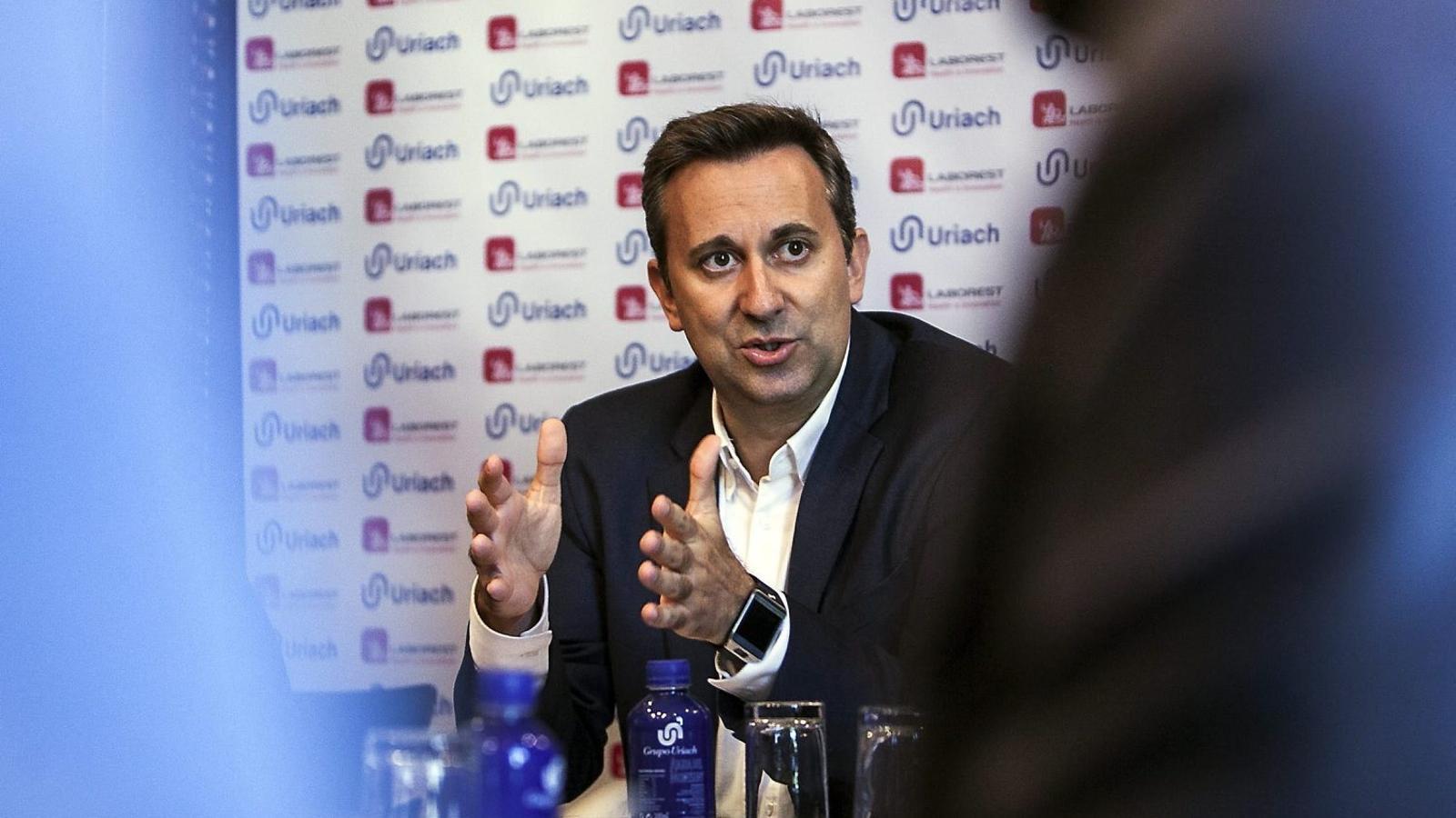 Uriach augmenta vendes un 16% i compra una empresa a Portugal