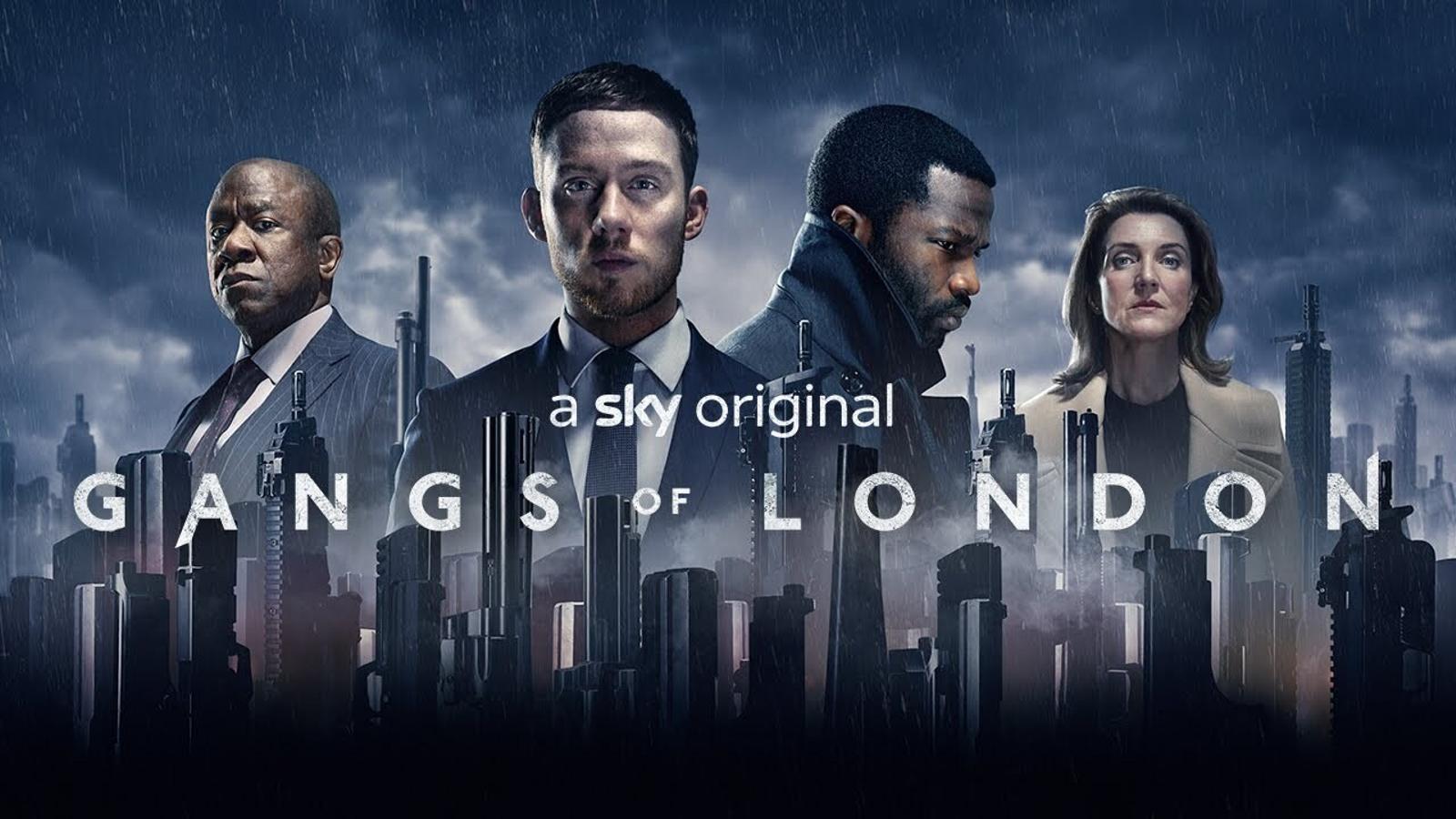Sang, màfies i traïcions: arriba 'Gangs of London', l'últim fenomen britànic