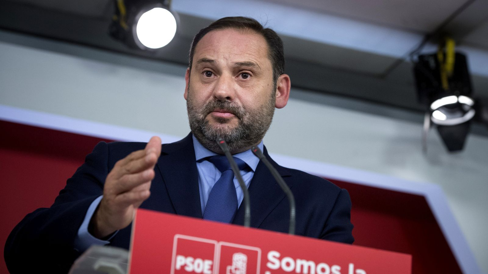José Luís Ábalos (PSOE), en una imatge d'arxiu