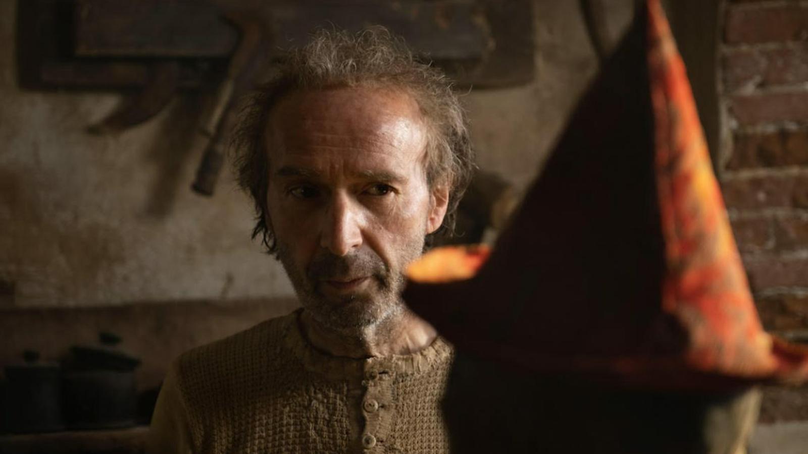 Roberto Begnini a 'Pinocchio'