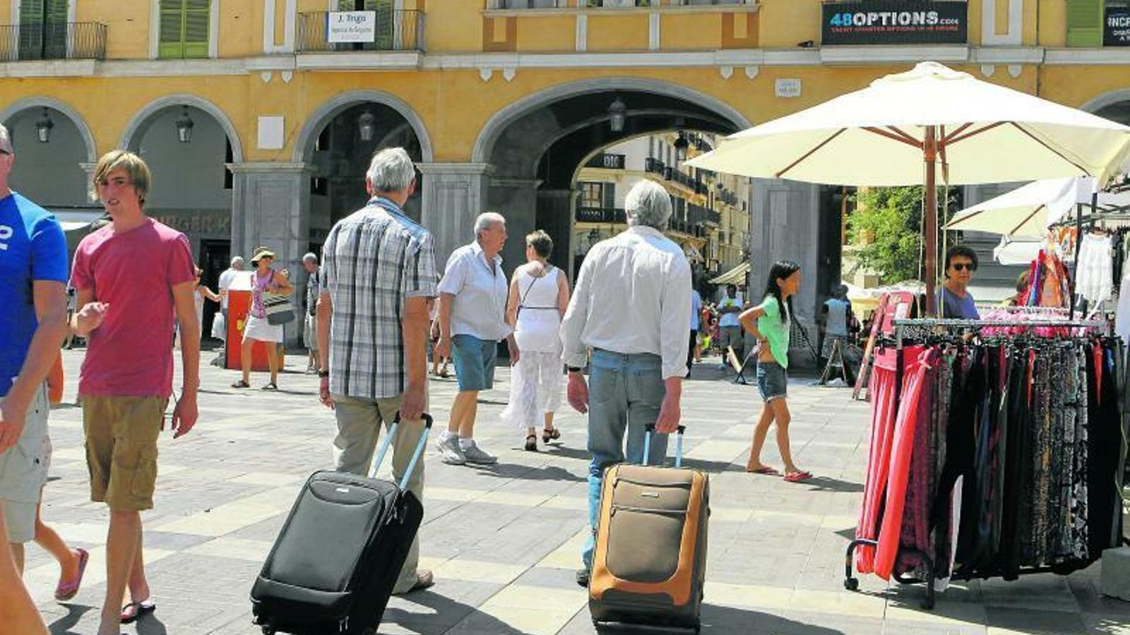 El lloguer turístic perd 40 milions d'euros en 15 dies per la crisi del coronavirus