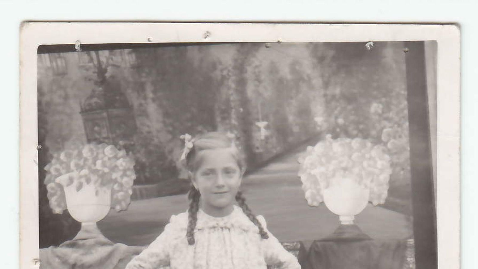 Història d'una fotografia rescatada dels camps nazis