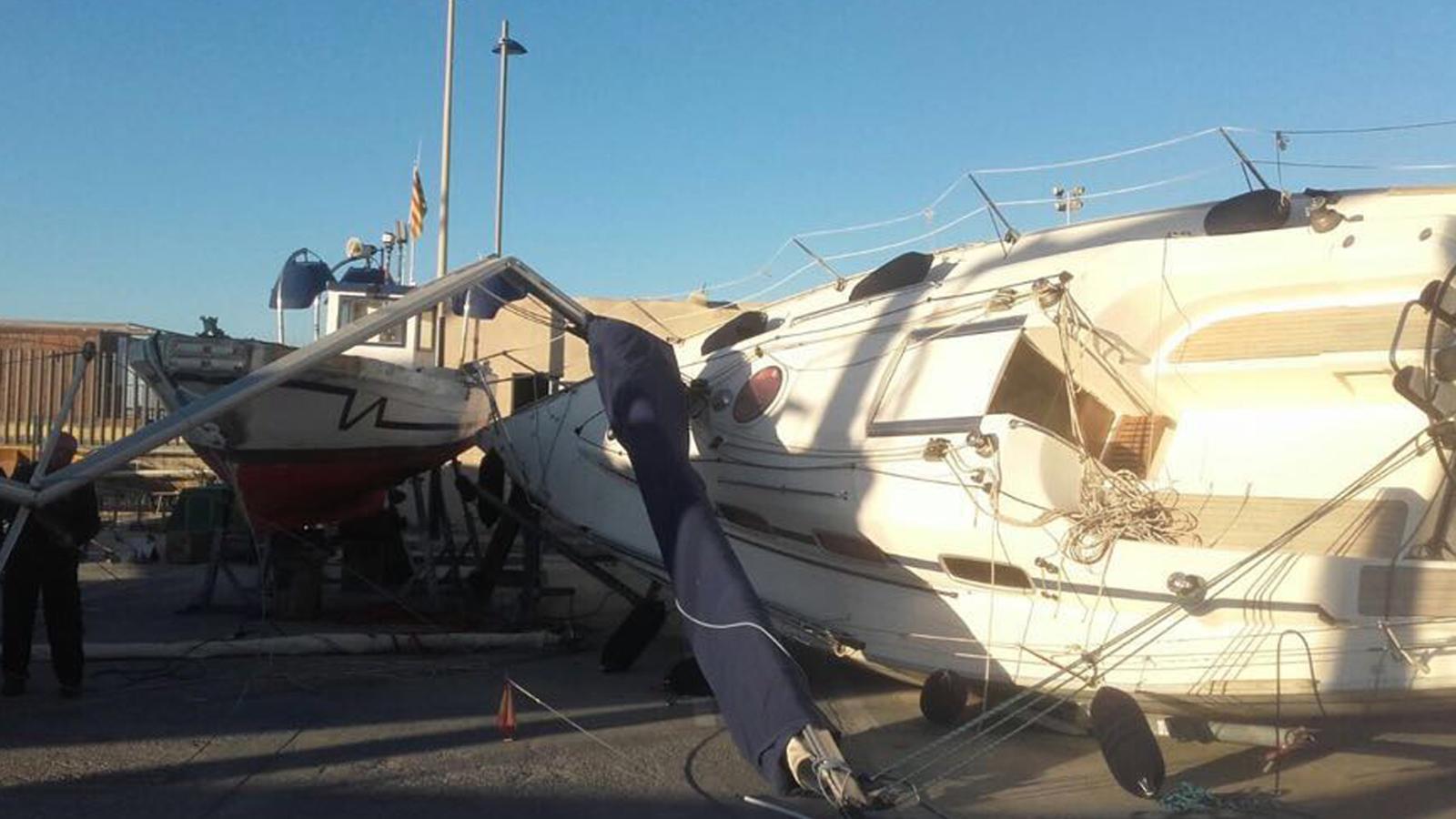 Estat en què es troba el vaixell / CLUB NÀUTIC D'ANDORRA