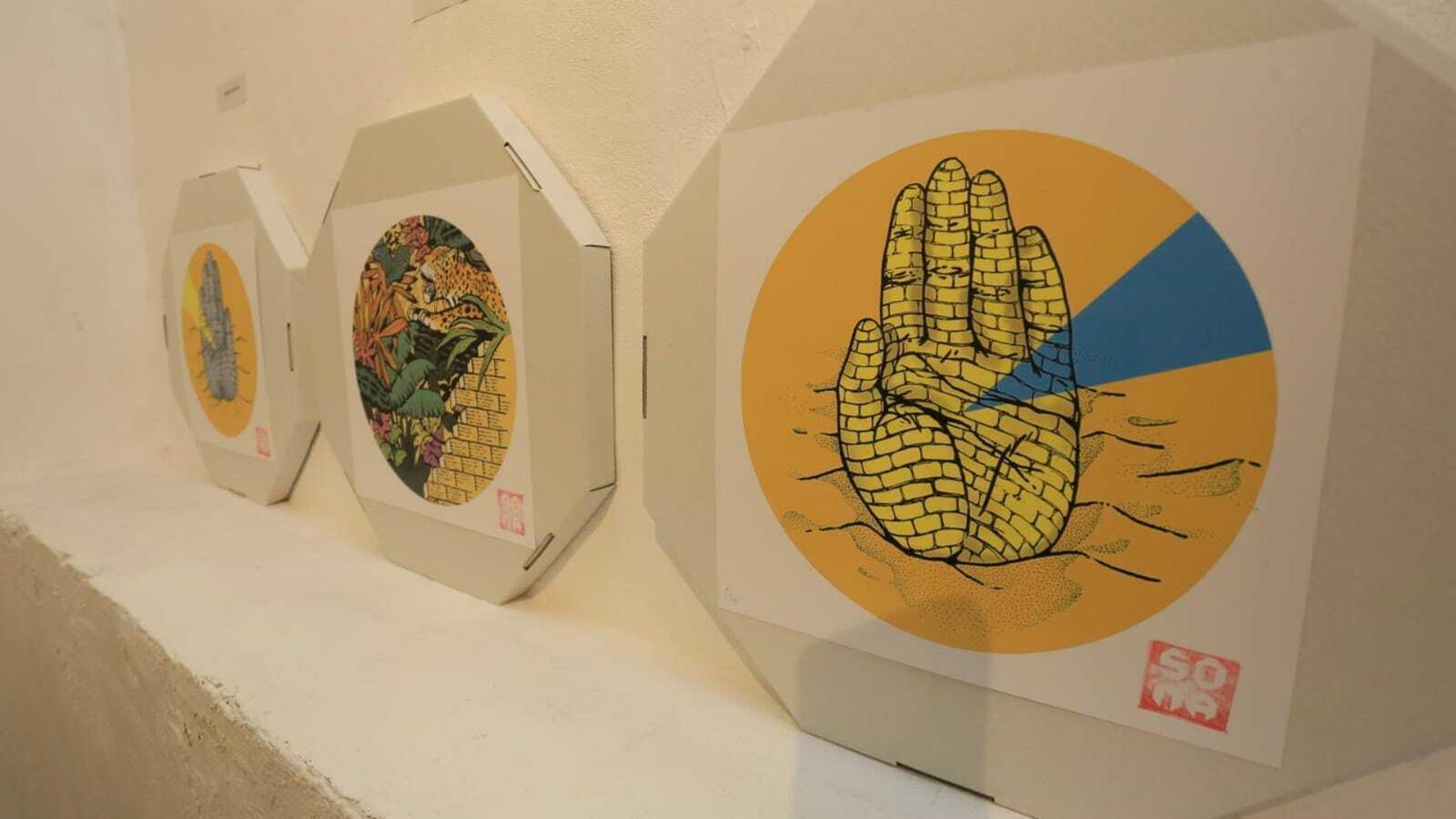 Una exposició de SOMA reflexiona sobre els murs que separen les persones