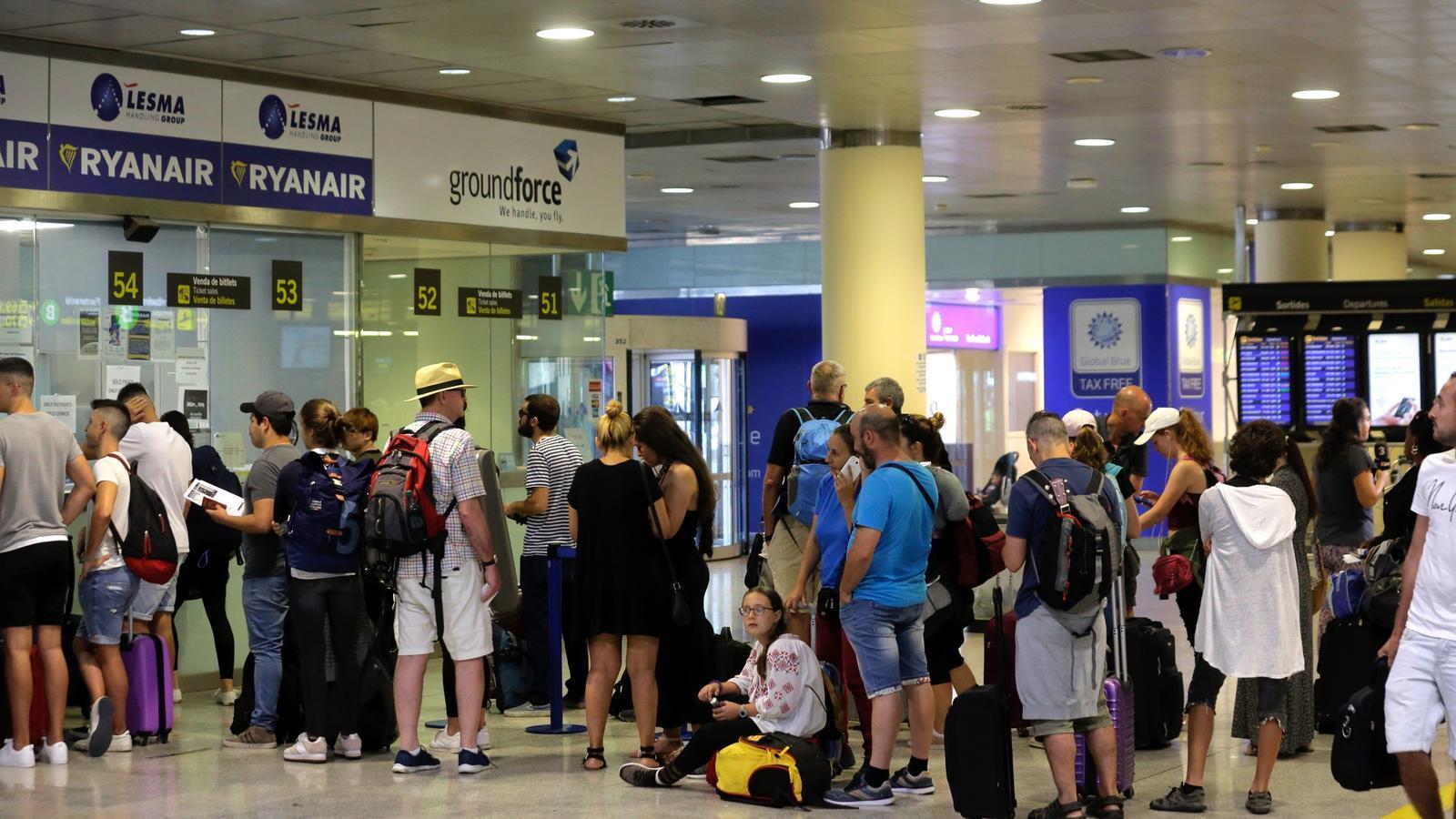 Vaga massiva de pilots a Ryanair