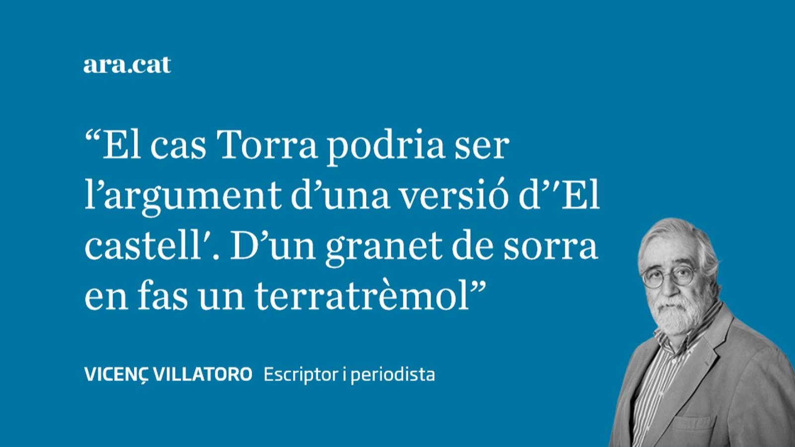 25/1: Torra kafkiana