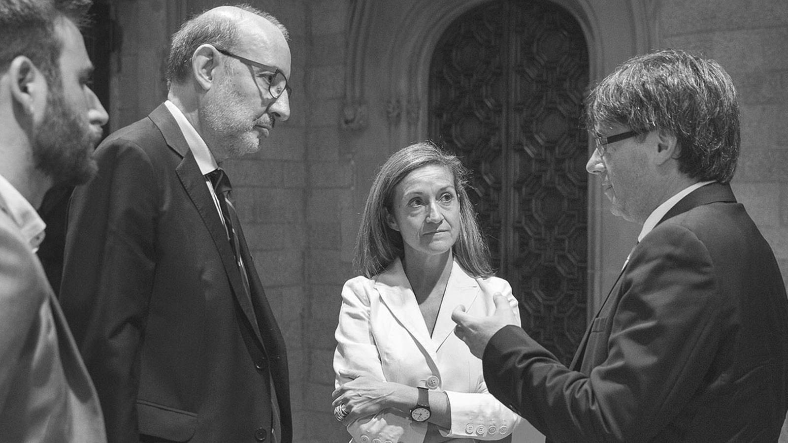 L'anàlisi d'Antoni Bassas: 'Puigdemont, la determinació serena'
