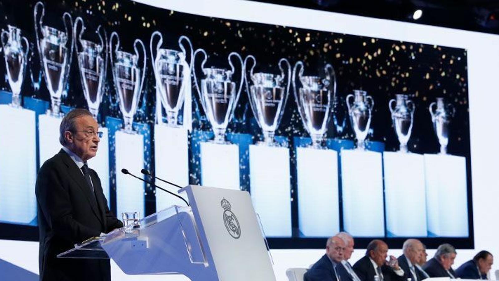 Els socis del Madrid aproven l'entrada del club al futbol femení