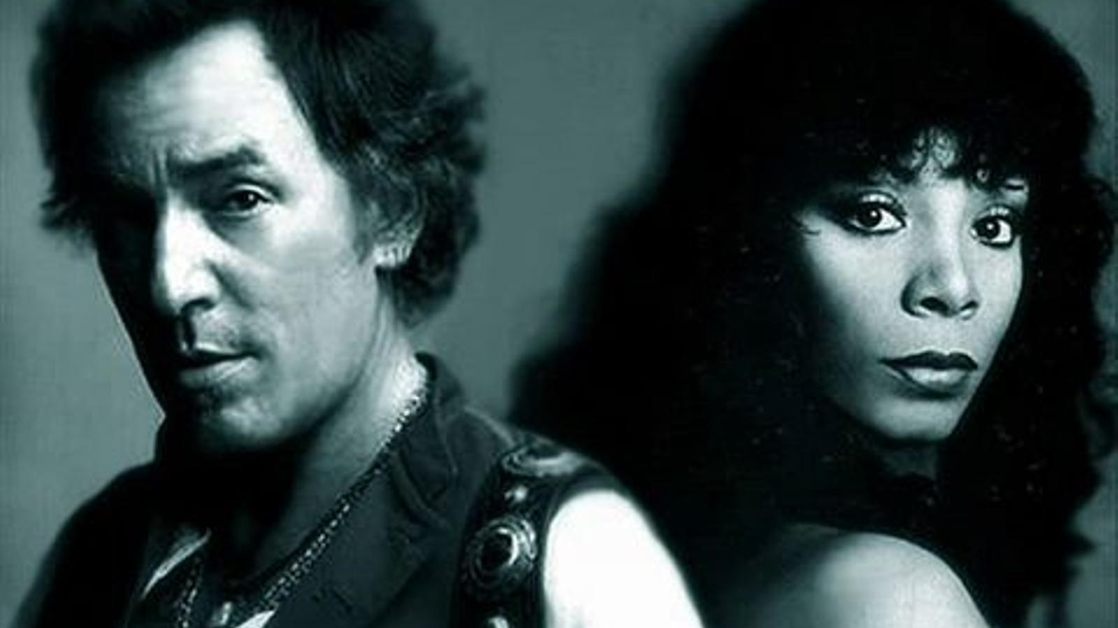 Donna Summer i Bruce Springsteen, un duet antològic a 'Protection'