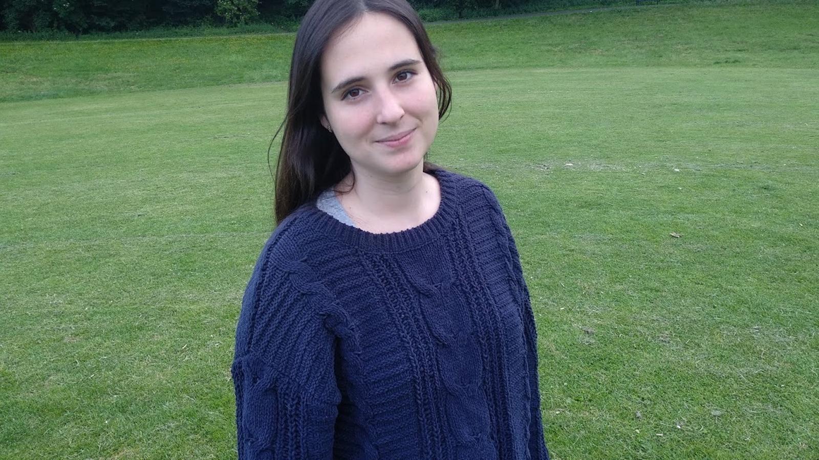 La matemàtica María Colmado ha guanyat un dels Premis d'Investigació matemàtica Vicent Caselles per haver resolt un problema que feia 20 anys que no tenia resposta