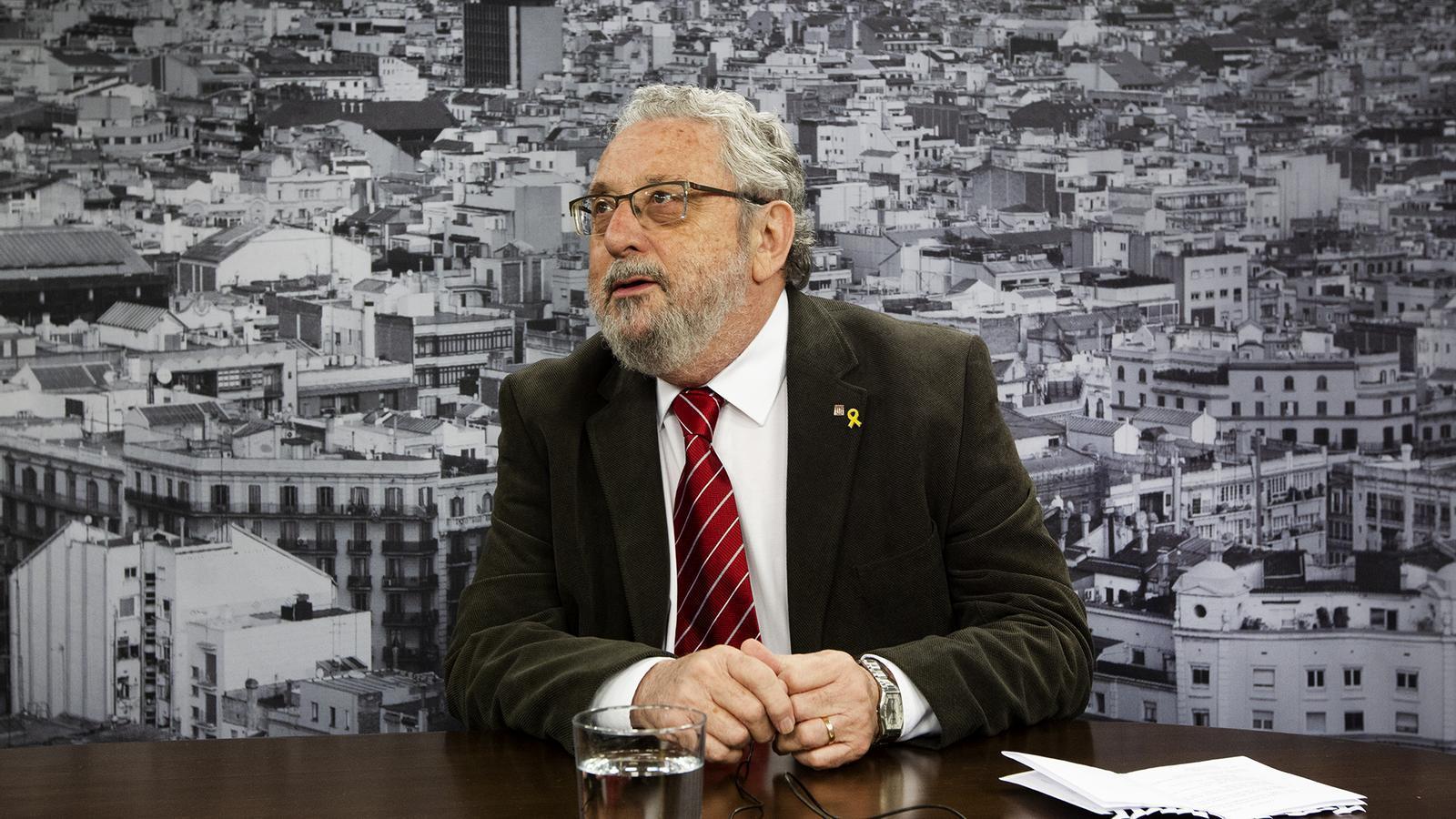 Dimiteix el secretari de Salut Pública, Joan Guix
