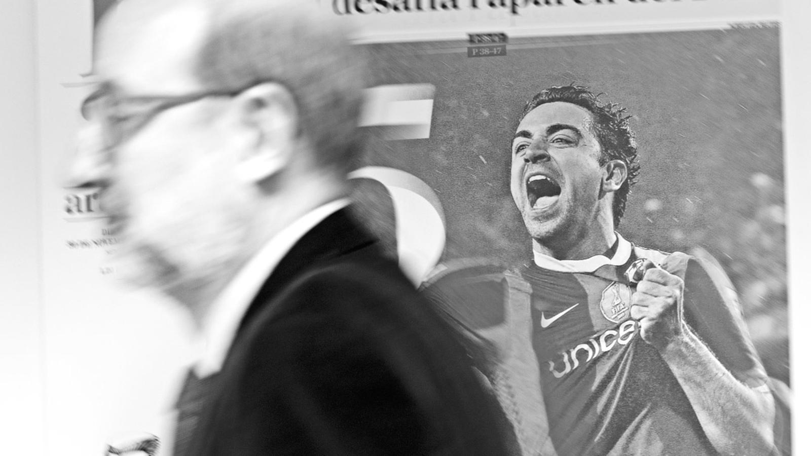 L'anàlisi d'Antoni Bassas: 'L'estat d'ànim guanyador'
