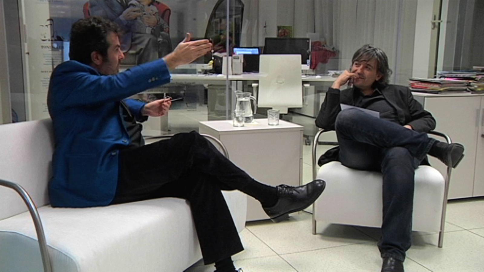 Xavier Sala i Martín No vull que em toquin la cartera ni la bragueta