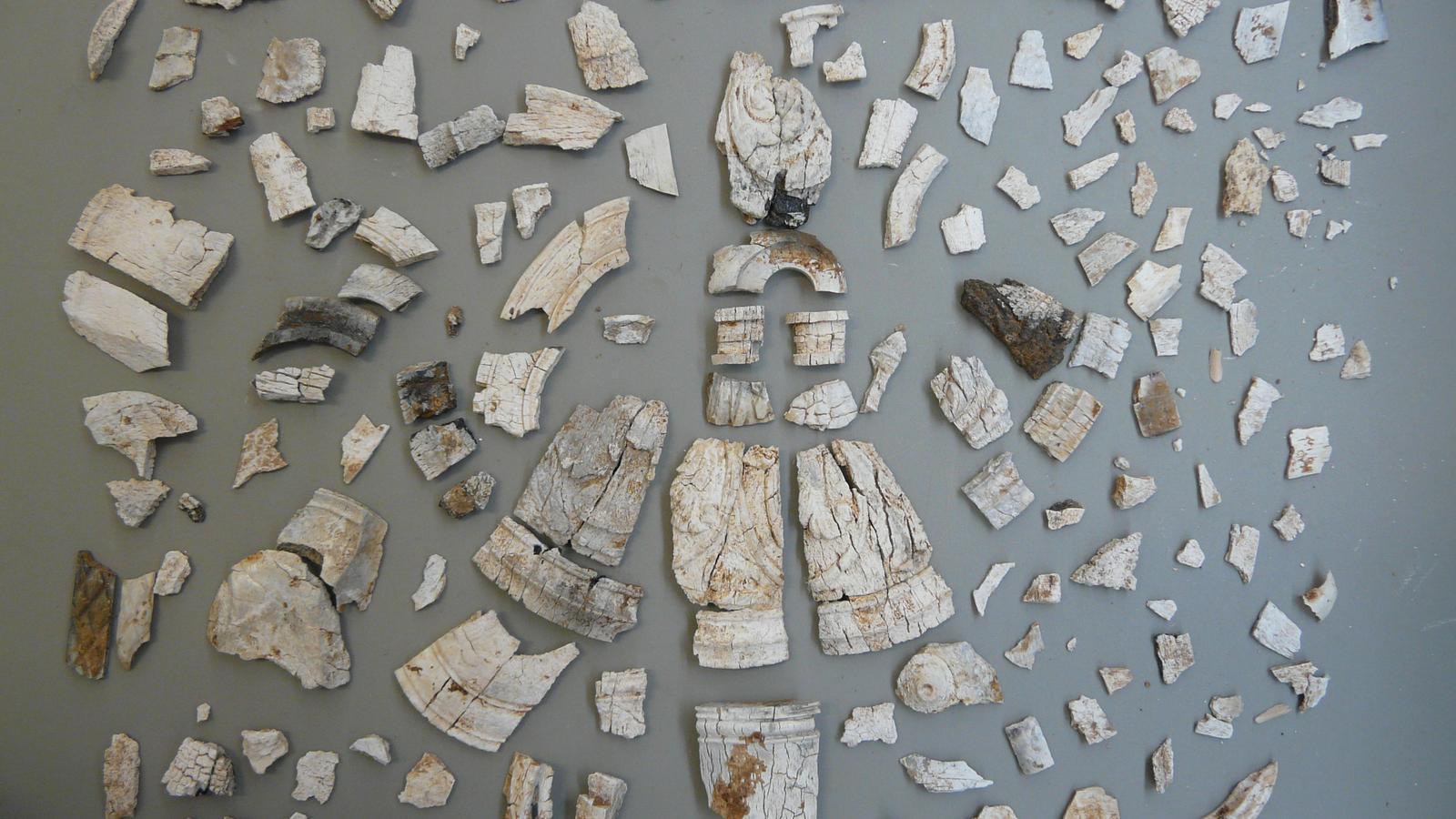 Els tresors mortuoris que amagava el Mercat de Sant Antoni