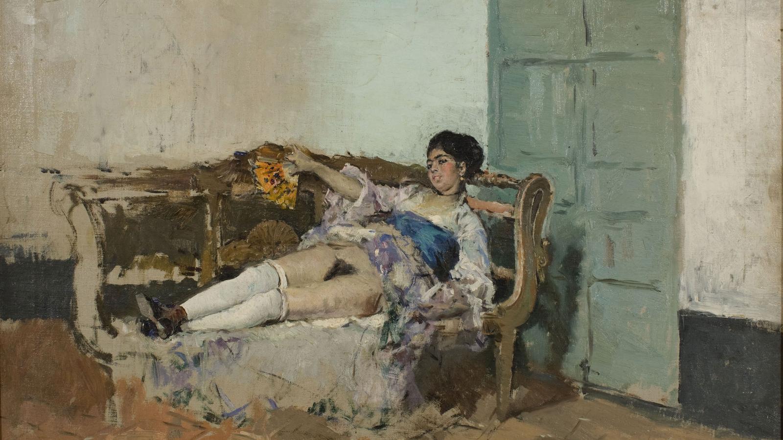 'Carmen Bastián', de Marià Fortuny