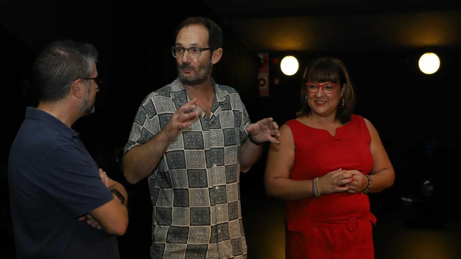 L'autor Paco Romeu, guanyador el II Pemi Mallorca Dramatúrgia