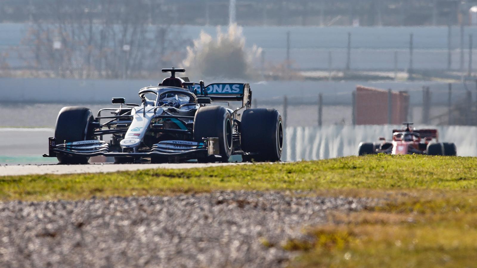 La F1 engega motors carregada d'incògnites