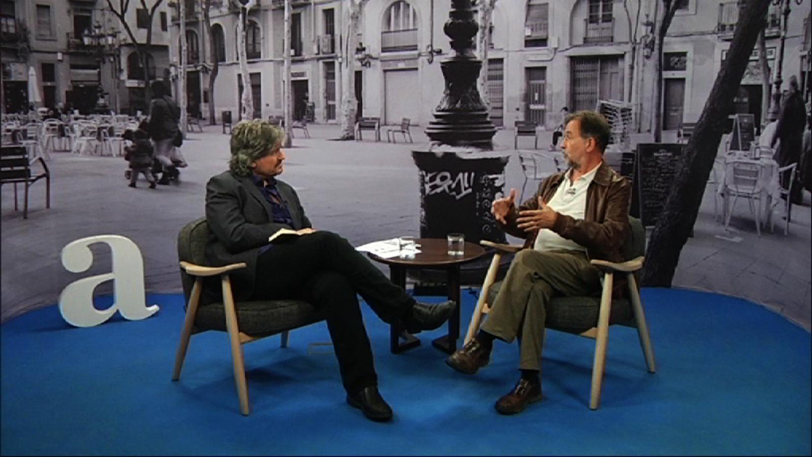 Carles Capdevila entrevista a Suso de Toro