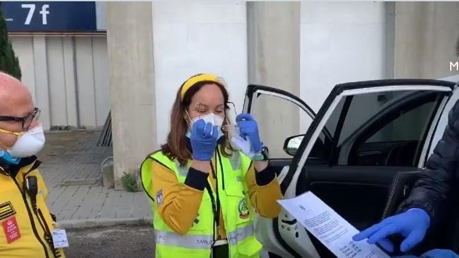 El nombre de morts per covid-19 augmenta per segon dia consecutiu: Espanya registra 757 víctimes en 24 h