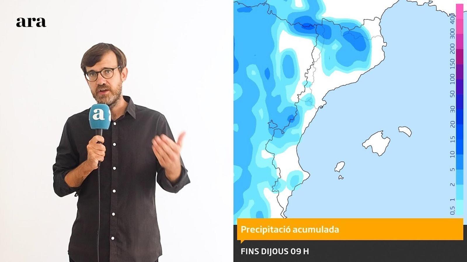 La méteo: set dies més amb temperatures d'estiu