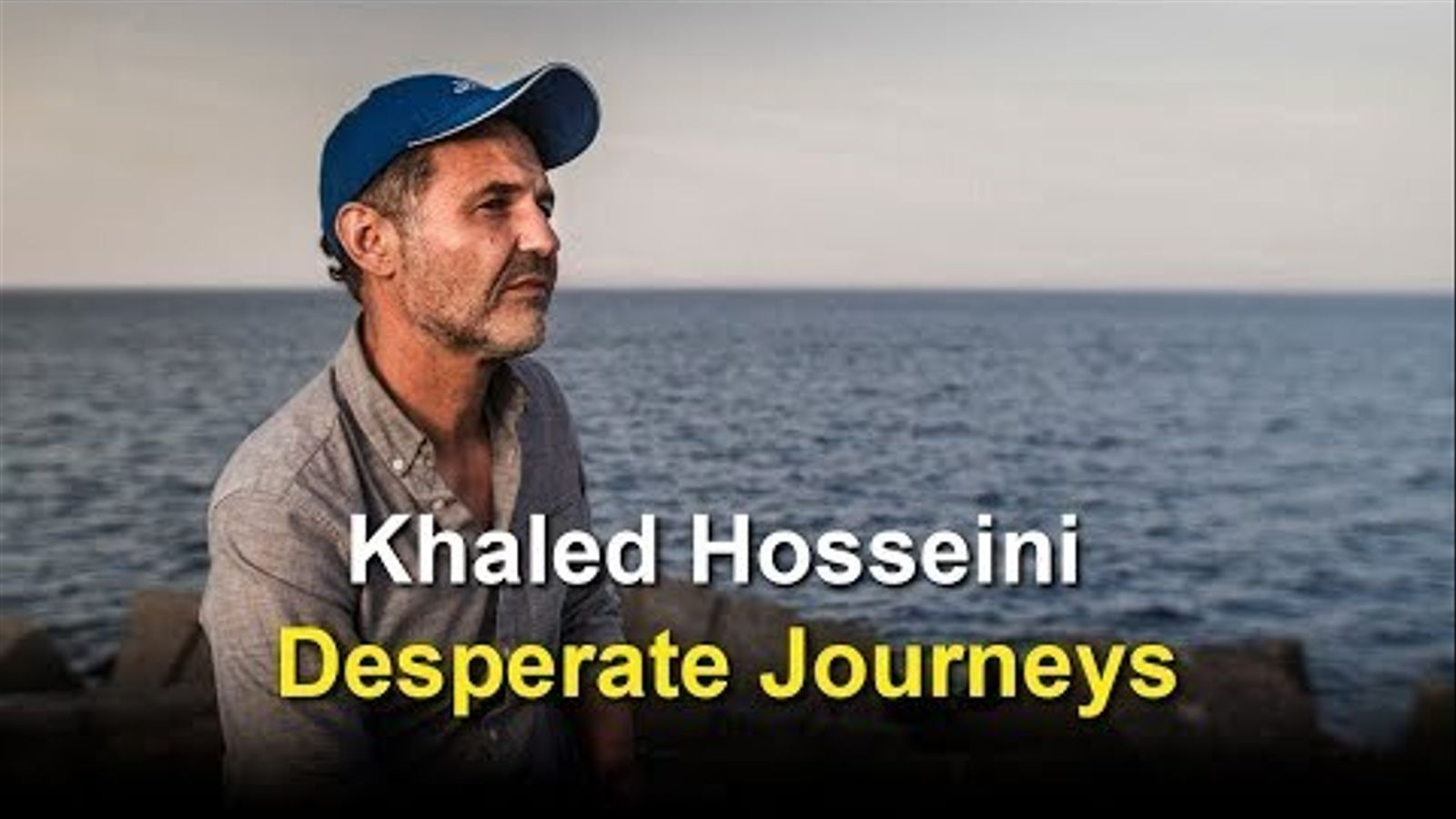 'Desperate Journeys', de Khaled Hosseini