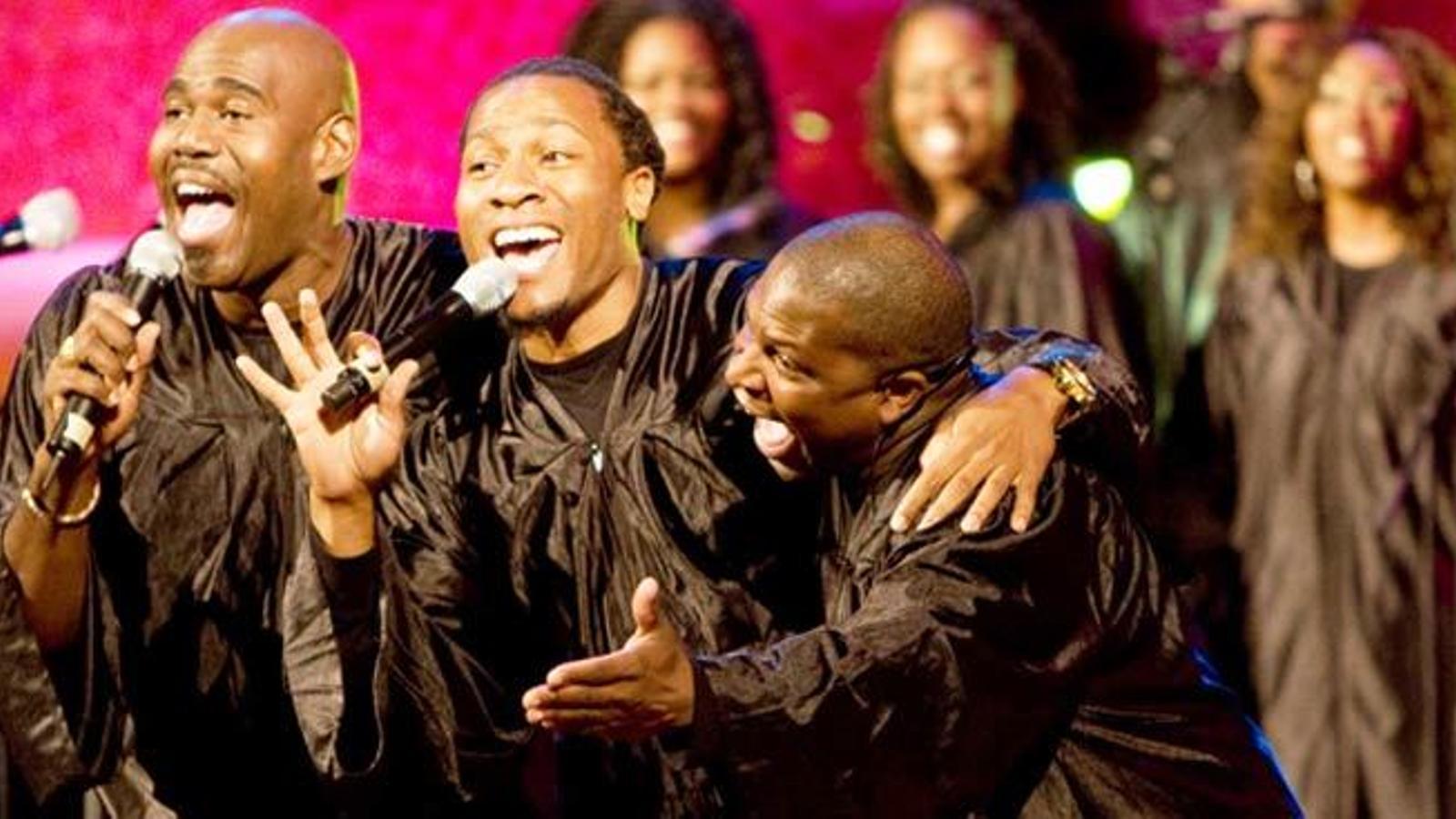Alabama Gospel Choir.