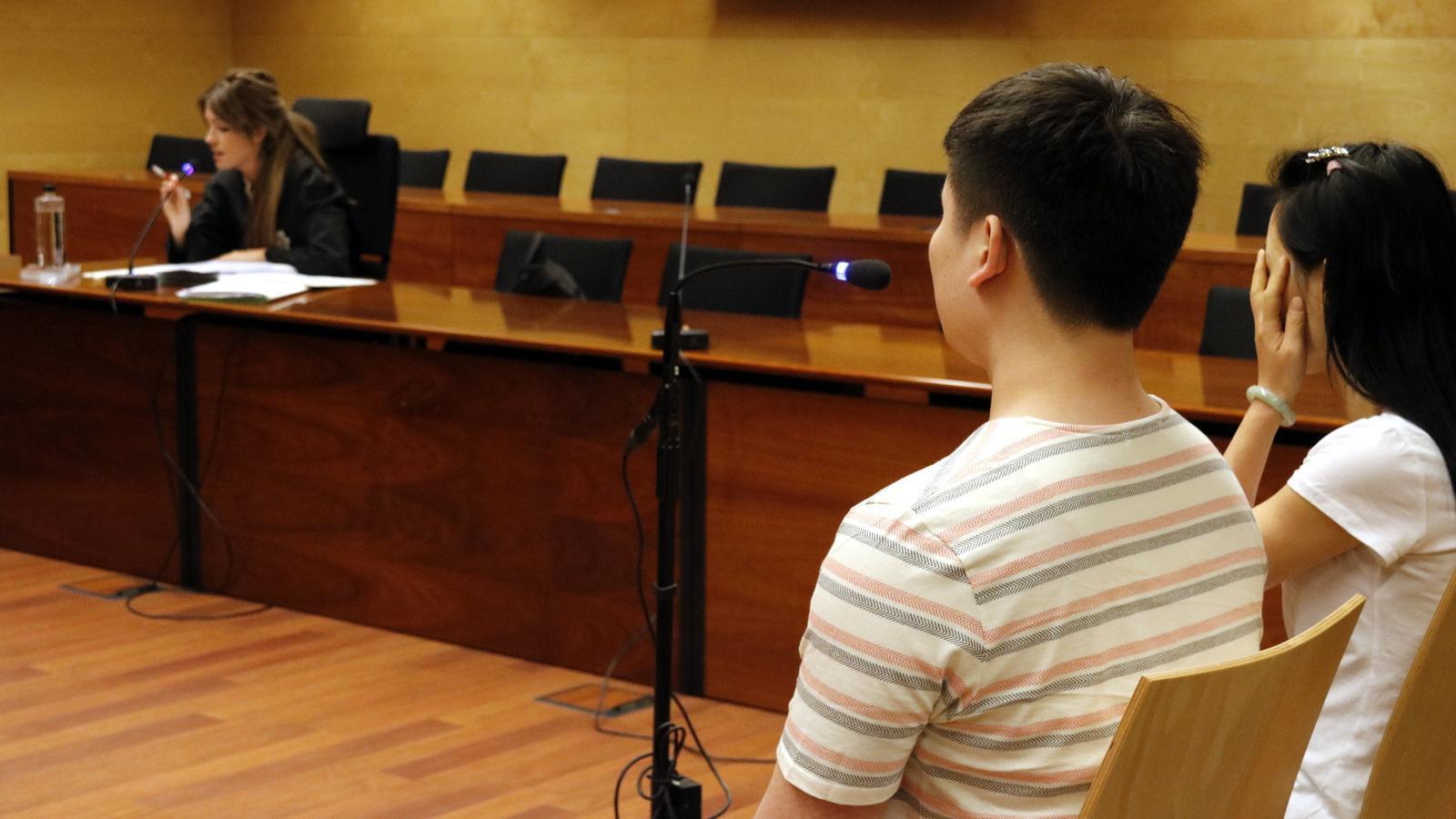 L 39 audi ncia de girona jutja un jove per abusar sexualment for El tiempo en macanet de la selva