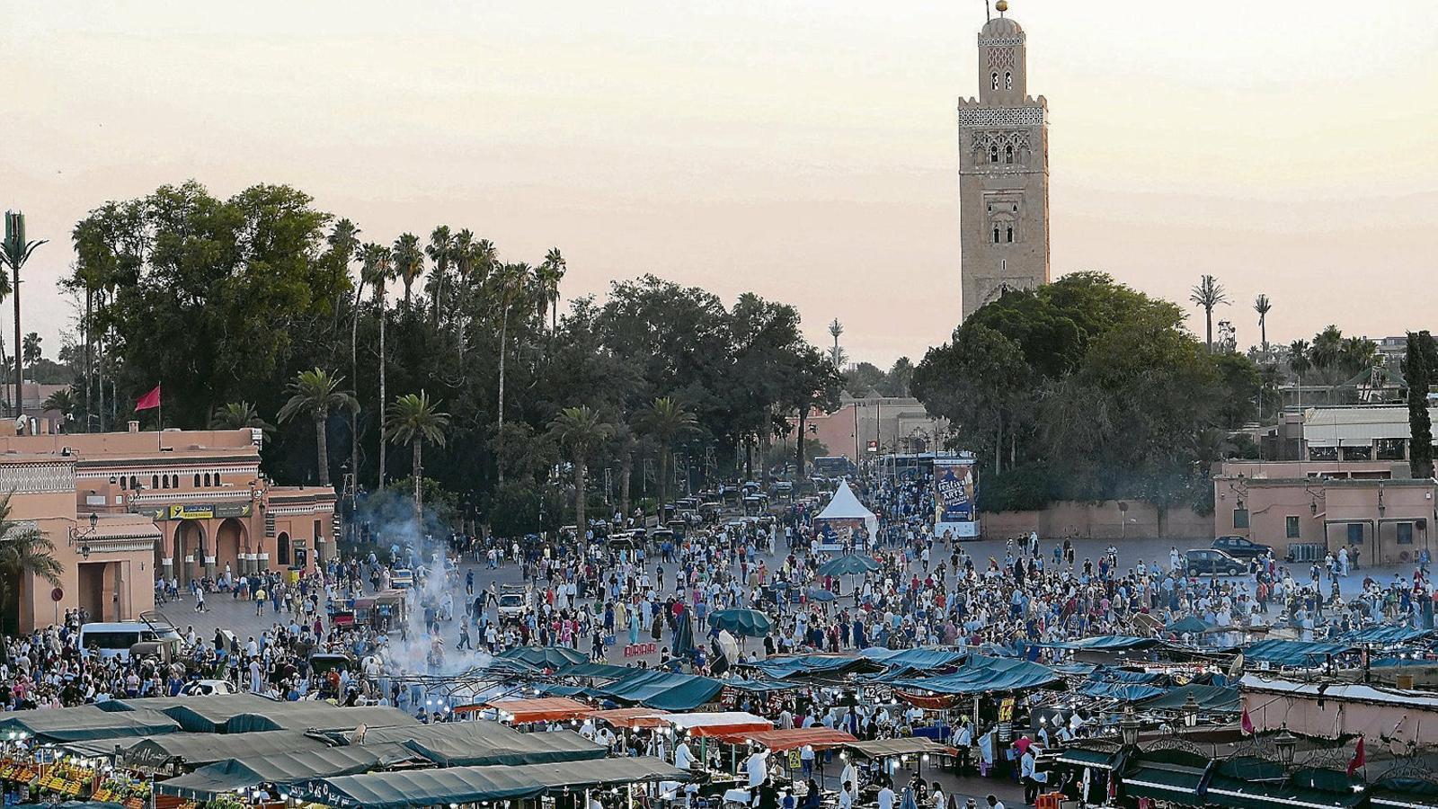 El Marroc: competidor turístic i oasi per als hotelers mallorquins