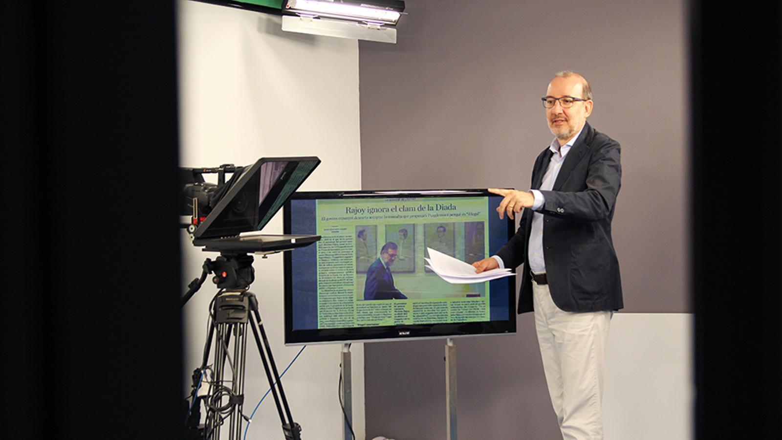L'anàlisi d'Antoni Bassas: 'Qui comunica guanya'