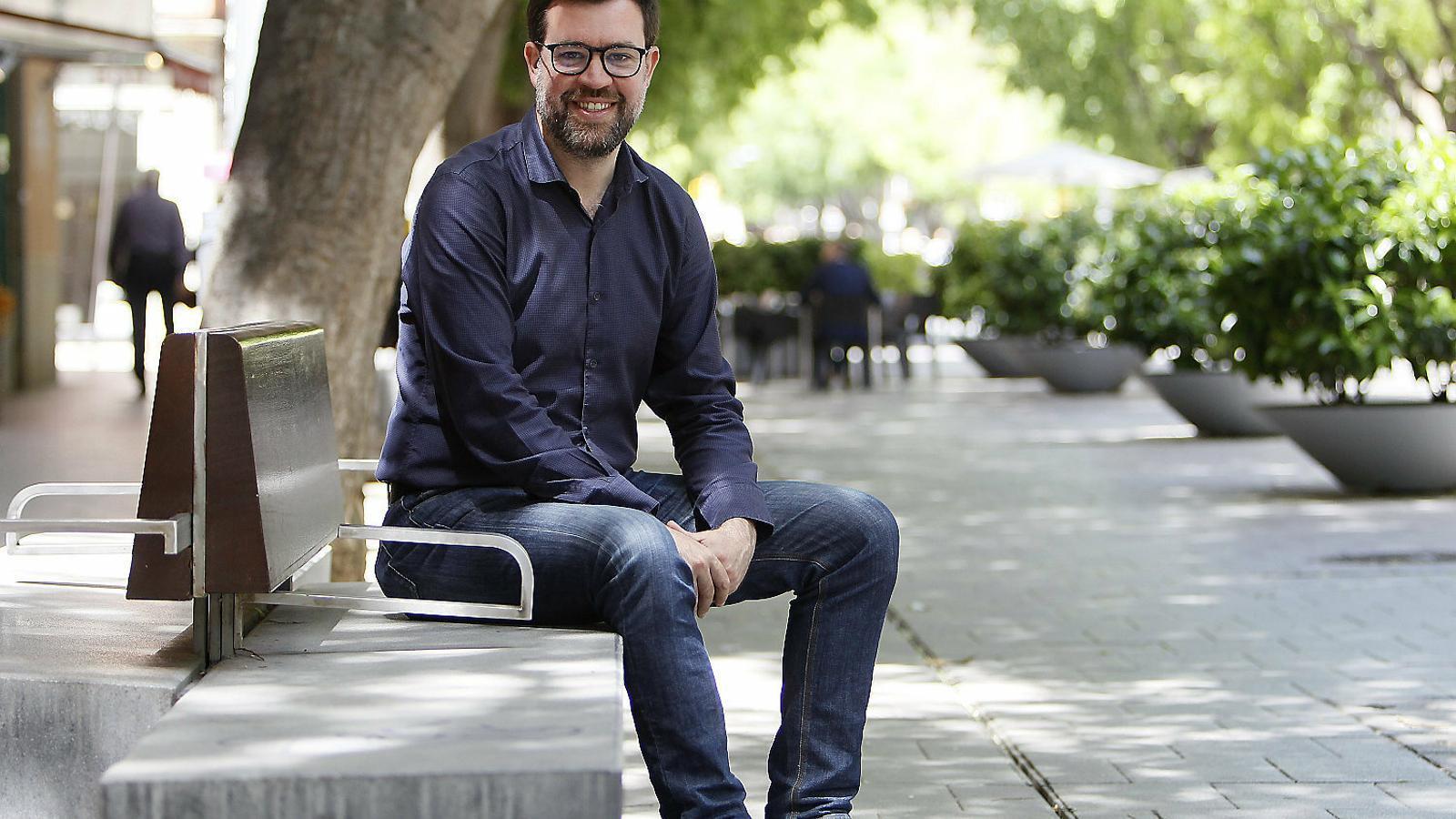 """Antoni Noguera """"Molts 'lobbies' fan denúncies falses  I és una anomalia democràtica"""""""