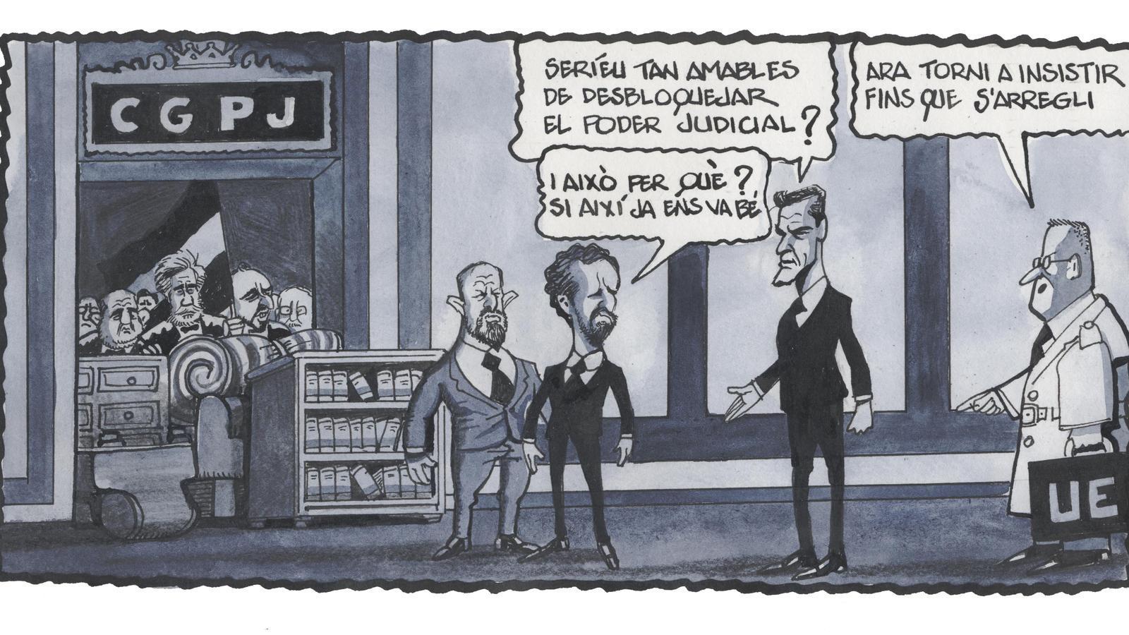 'A la contra', per Ferreres 19/10/2020