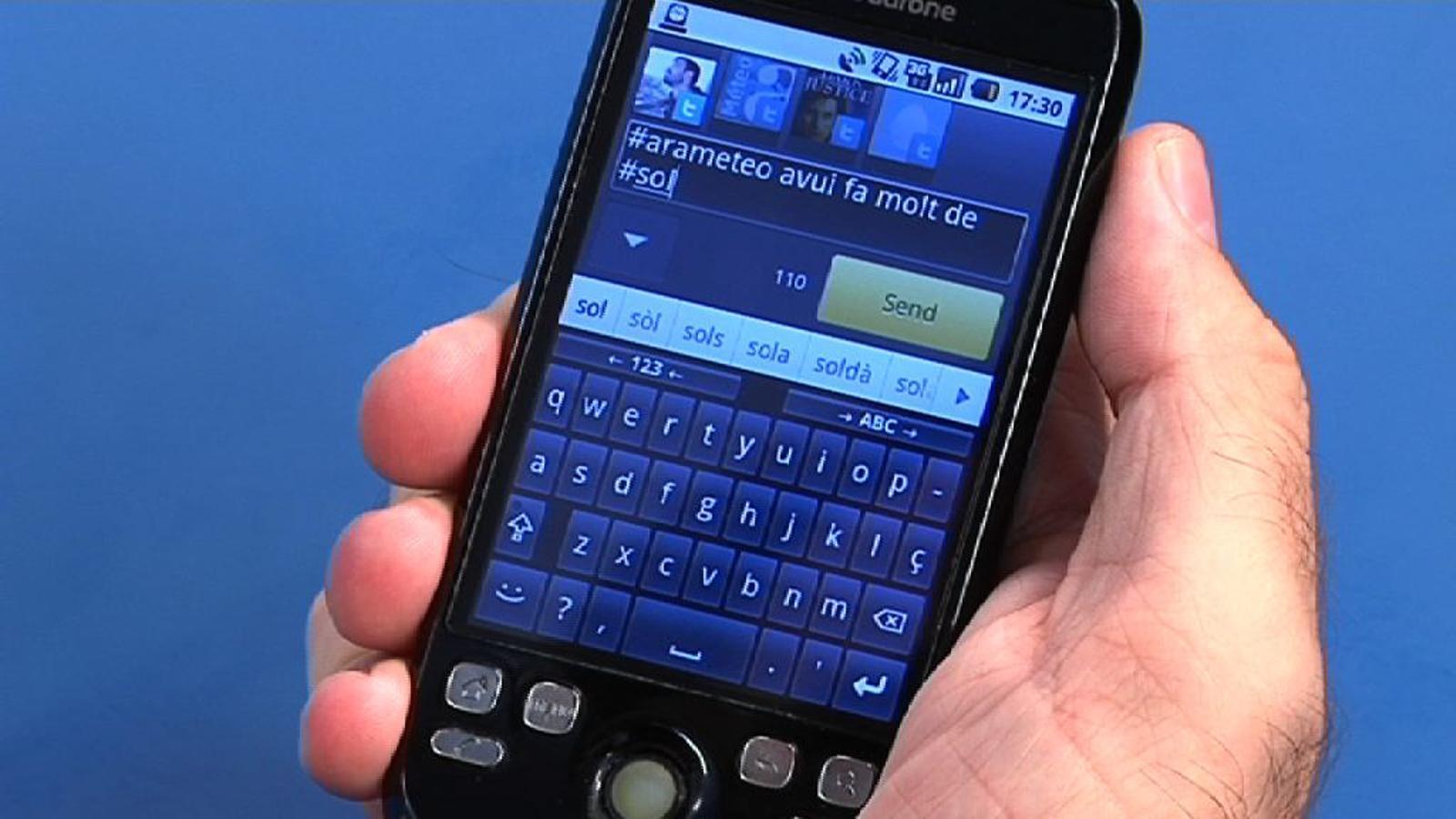 Meteo Social: TweetDeck Android