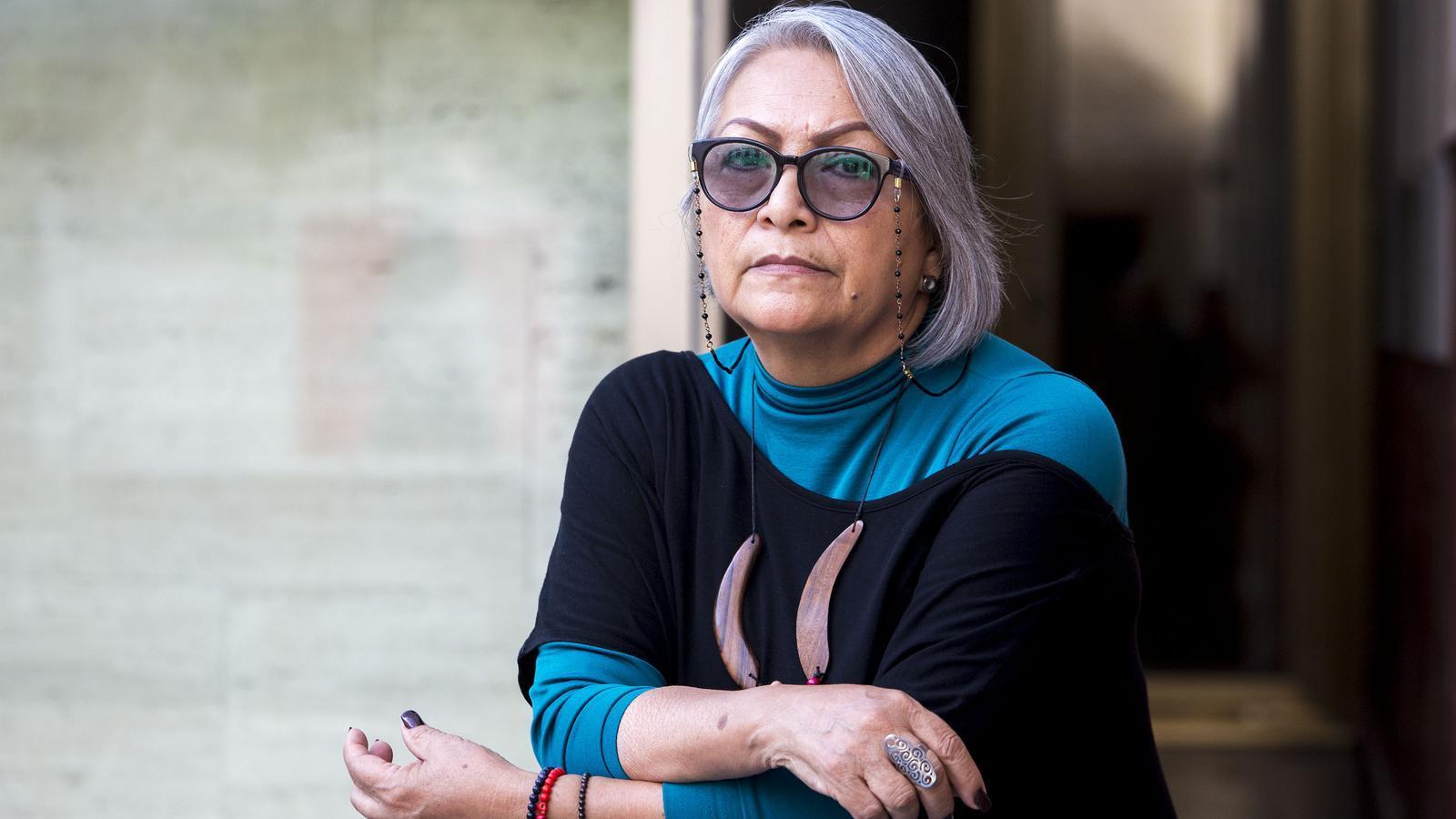 """Yolanda Morán: """"Els governs mexicans no han assumit que l'exèrcit està en guerra amb la gent"""""""