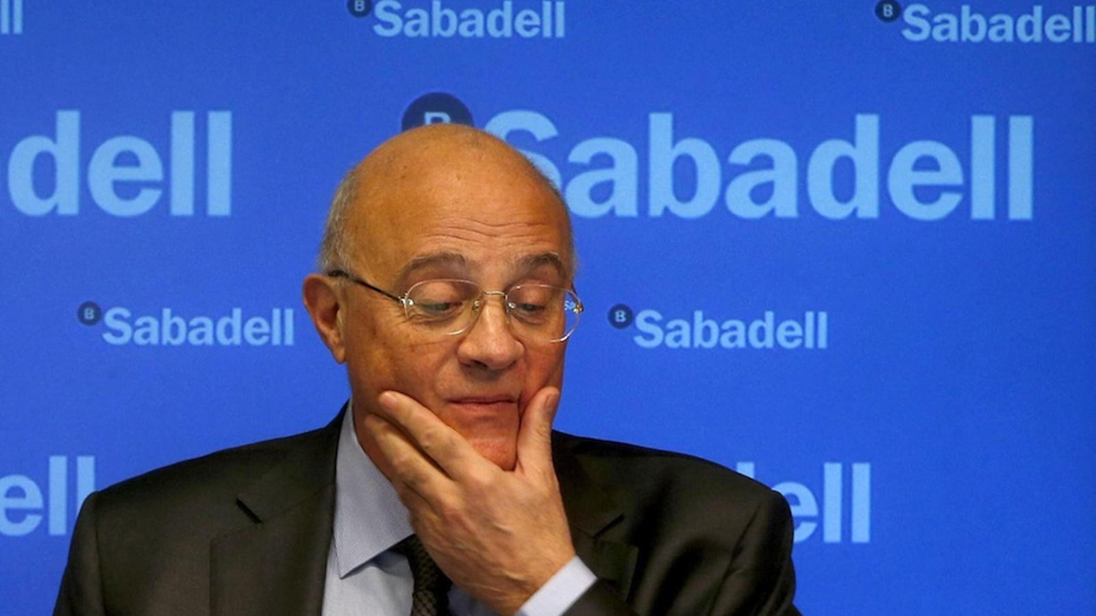 Banc sabadell planteja als sindicats un expedient temporal for Banc sabadell oficines sabadell