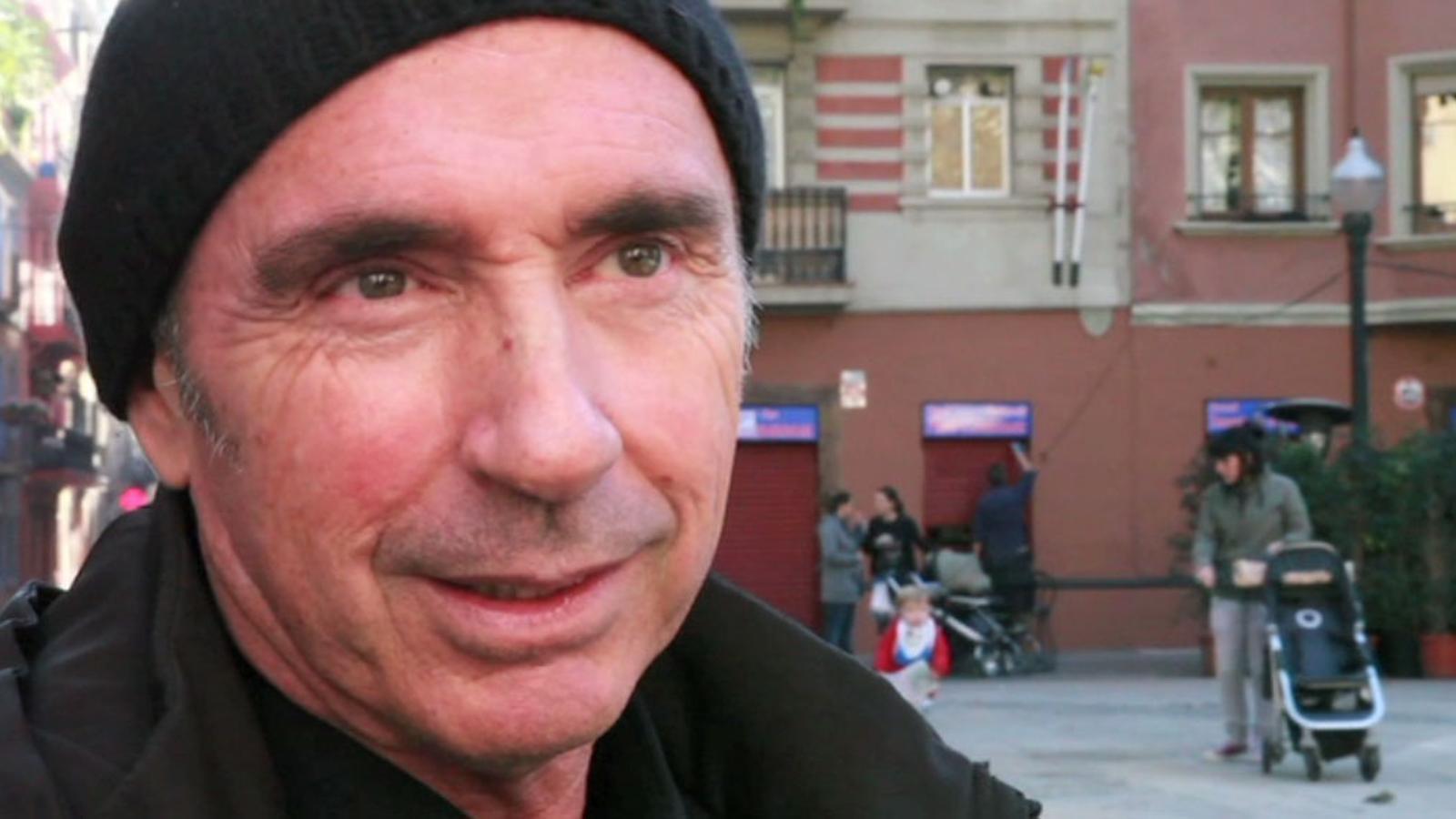 Lluís Llach: 'Memòria d'uns ulls pintats'
