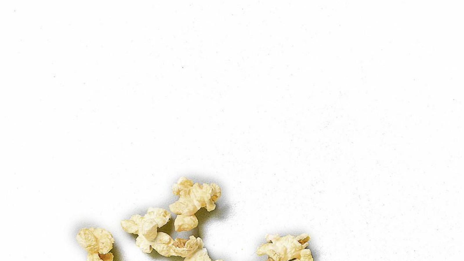 Per què  mengem crispetes al cinema?