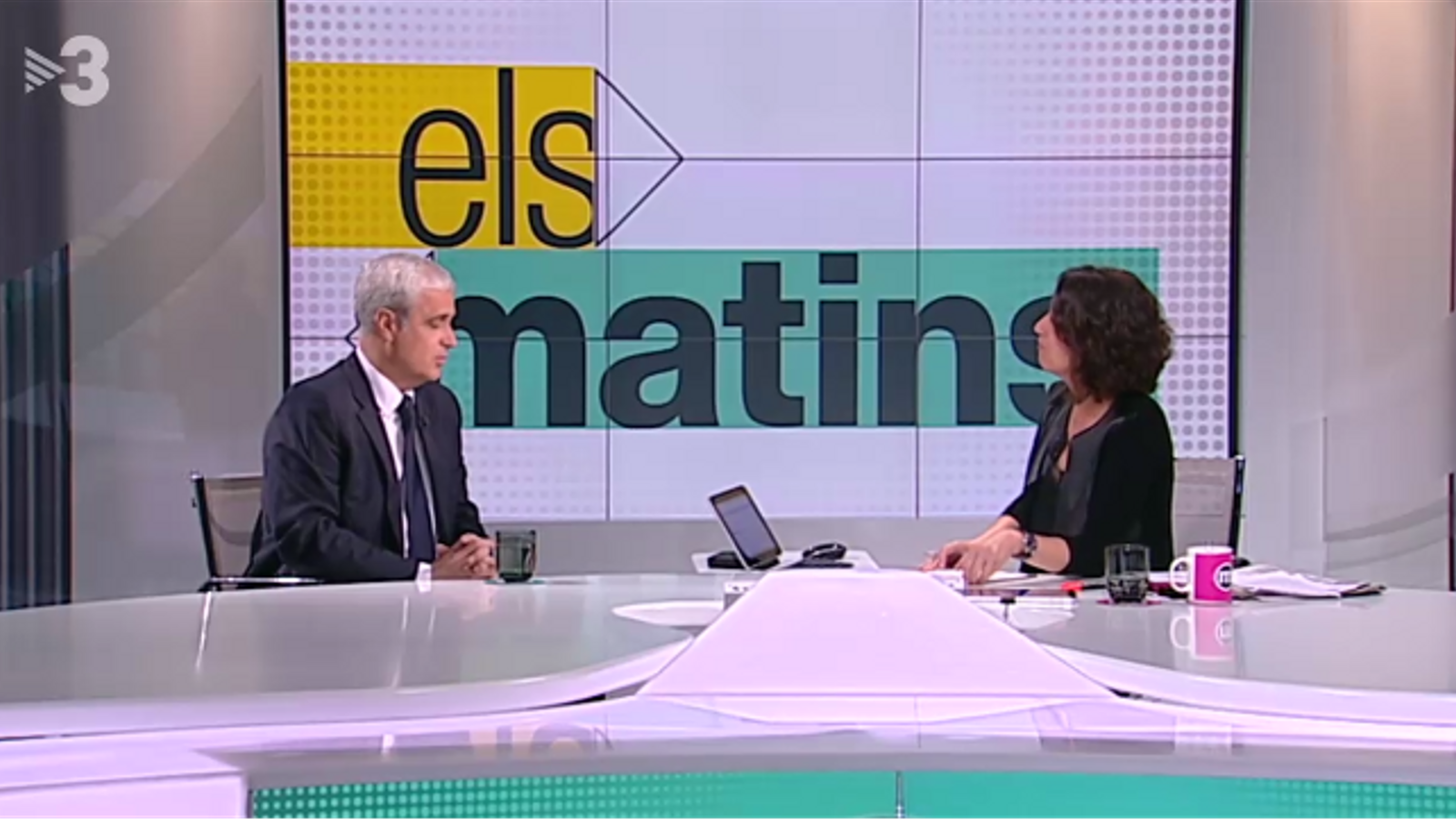L'entrevista de Lídia Heredia a Germà Gordó