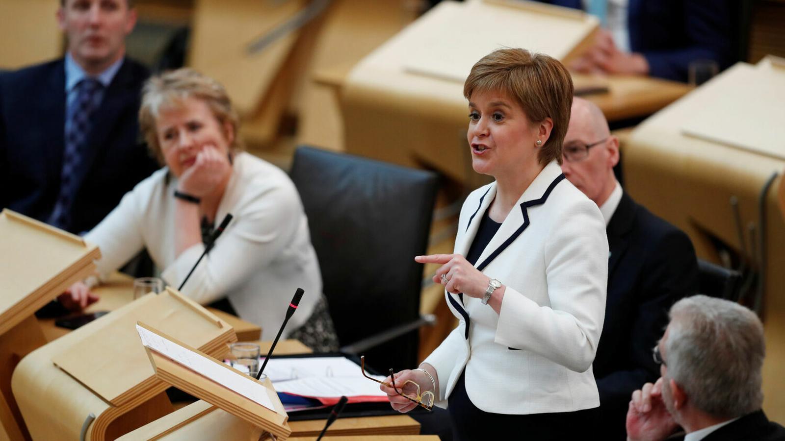 Cessen el cònsol d'Espanya a Edimburg per haver dit que Espanya no s'oposaria a l'entrada d'Escòcia a la UE