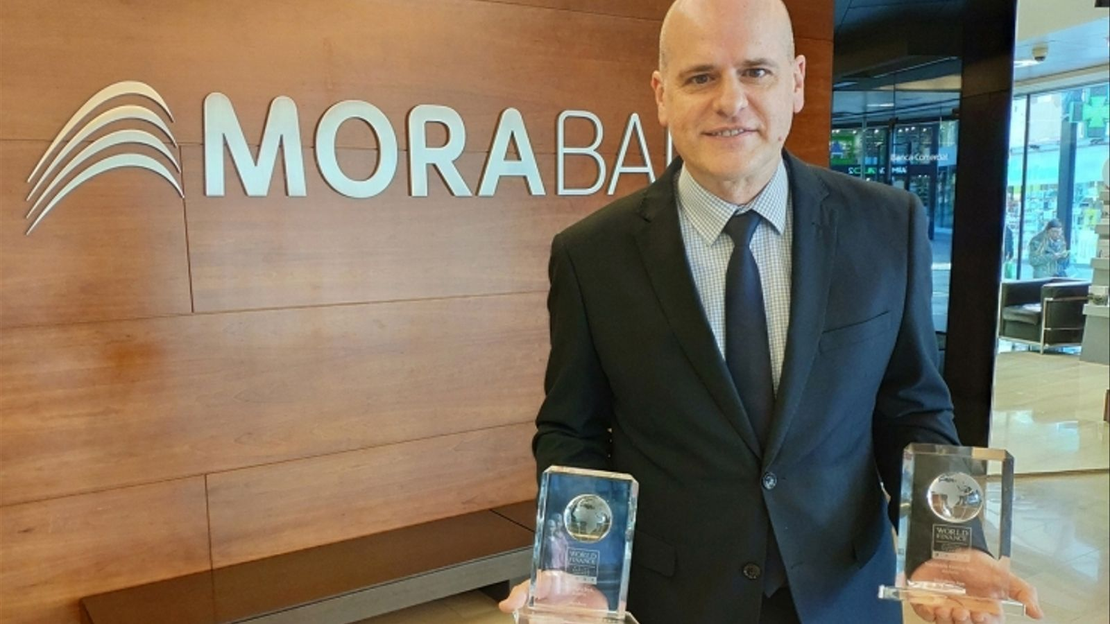 Ignasi Martín, director de Banca Digital de MoraBanc. / MORABANC