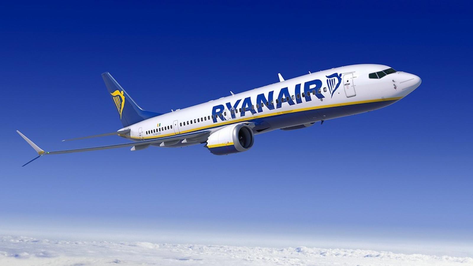 Ryanair 737-MAX 200