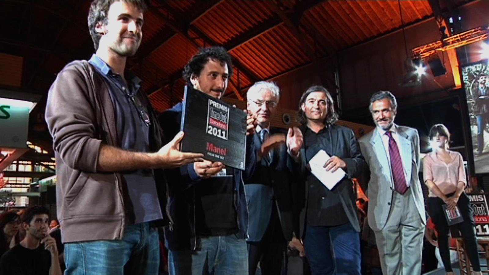 Els Manel triomfen en els premis Time Out Barcelona